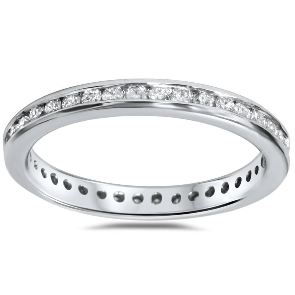 1-2ct-Diamond-Channel-Set-Eternity-Ring-14K-White-Gold