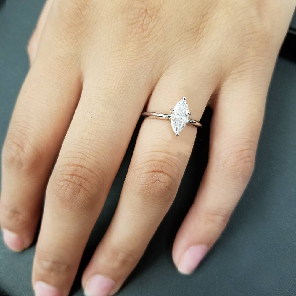 how to return an engagement ring in store