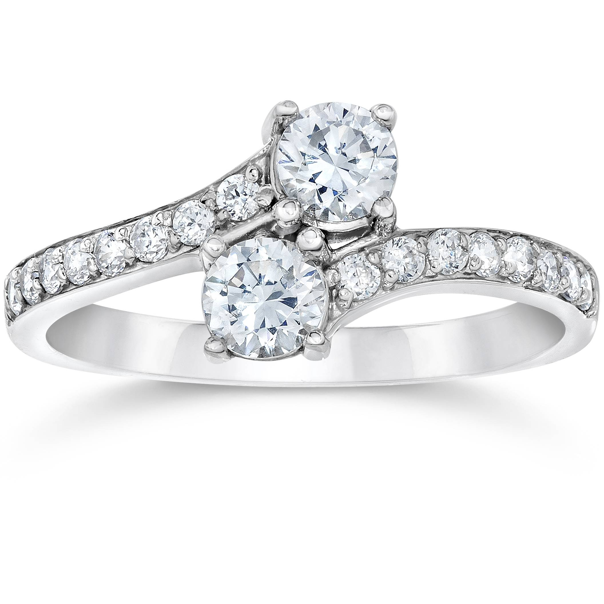 Jared  Stone Diamond Ring