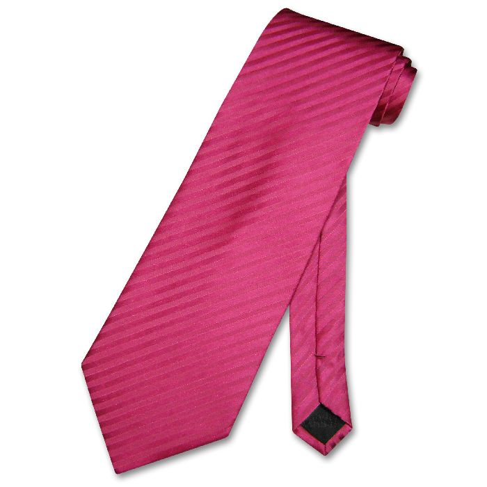 b2d2dbe993 Men's Dress Vest & NeckTie Color Vertical Striped Design Neck Tie ...