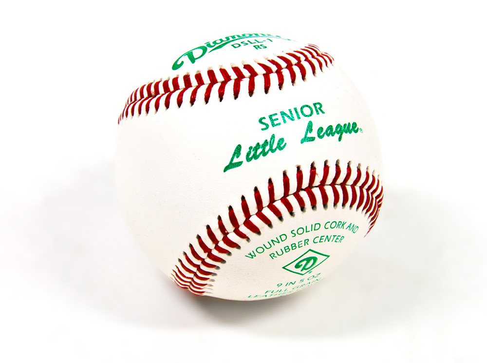 Diamond DSLL 1 Senior League Leather Baseball Individual