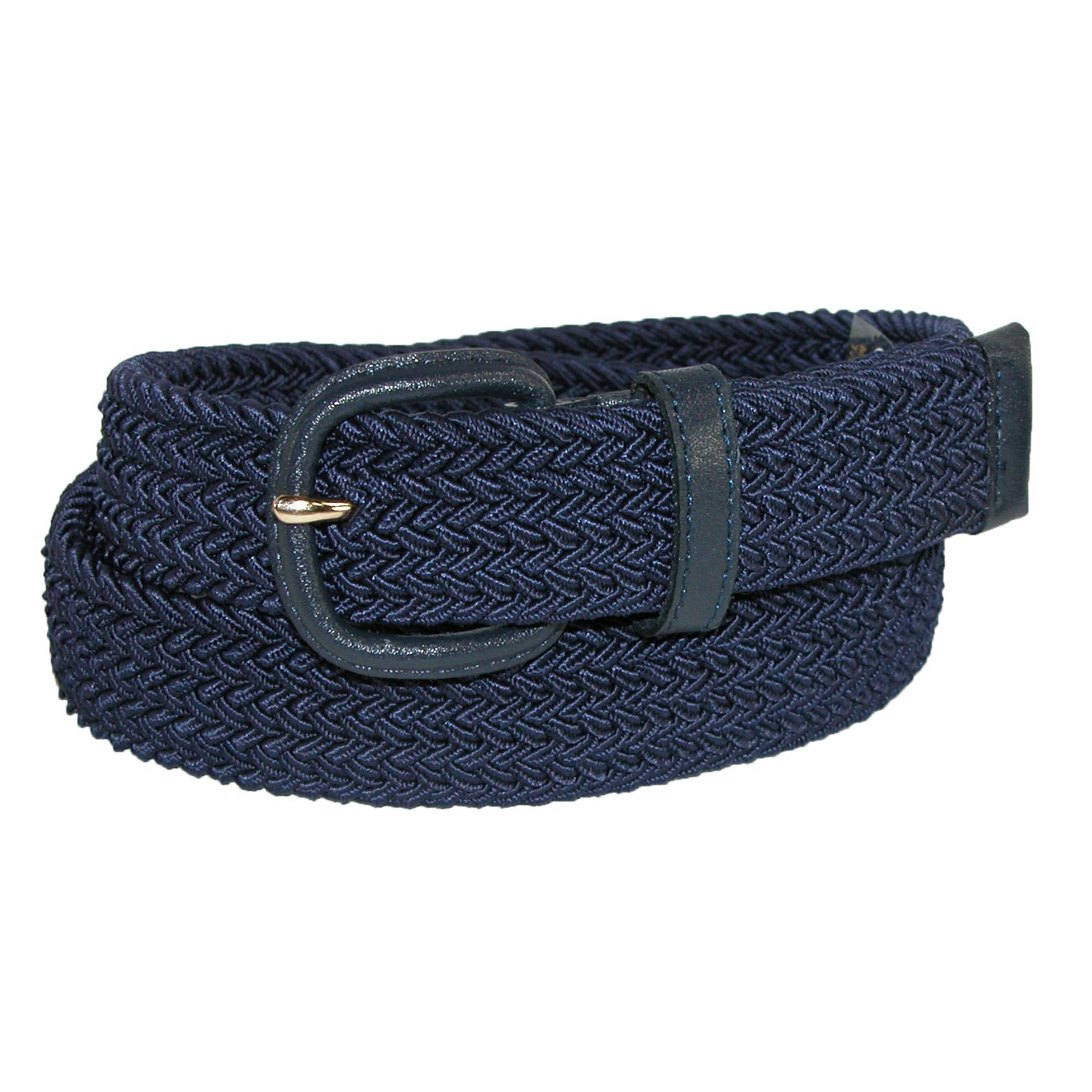 Aquarius_Men's_Elastic_Stretch_Belt_with_Covered_Buckle_(Big_&_Tall