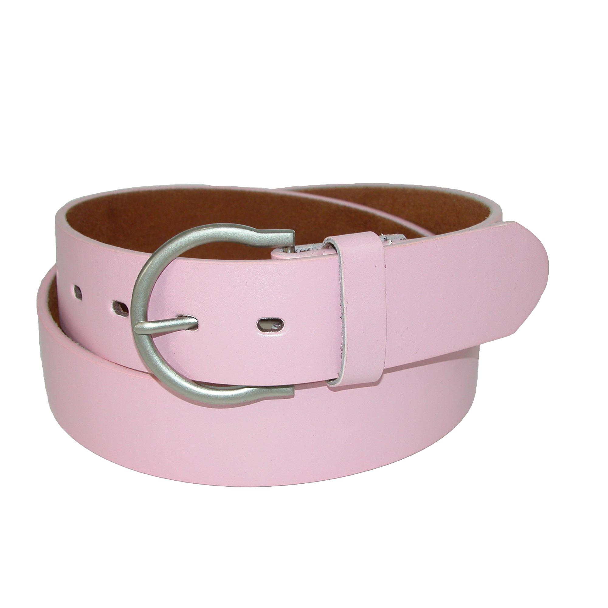 Ctm Womens Basic Bridle Belt