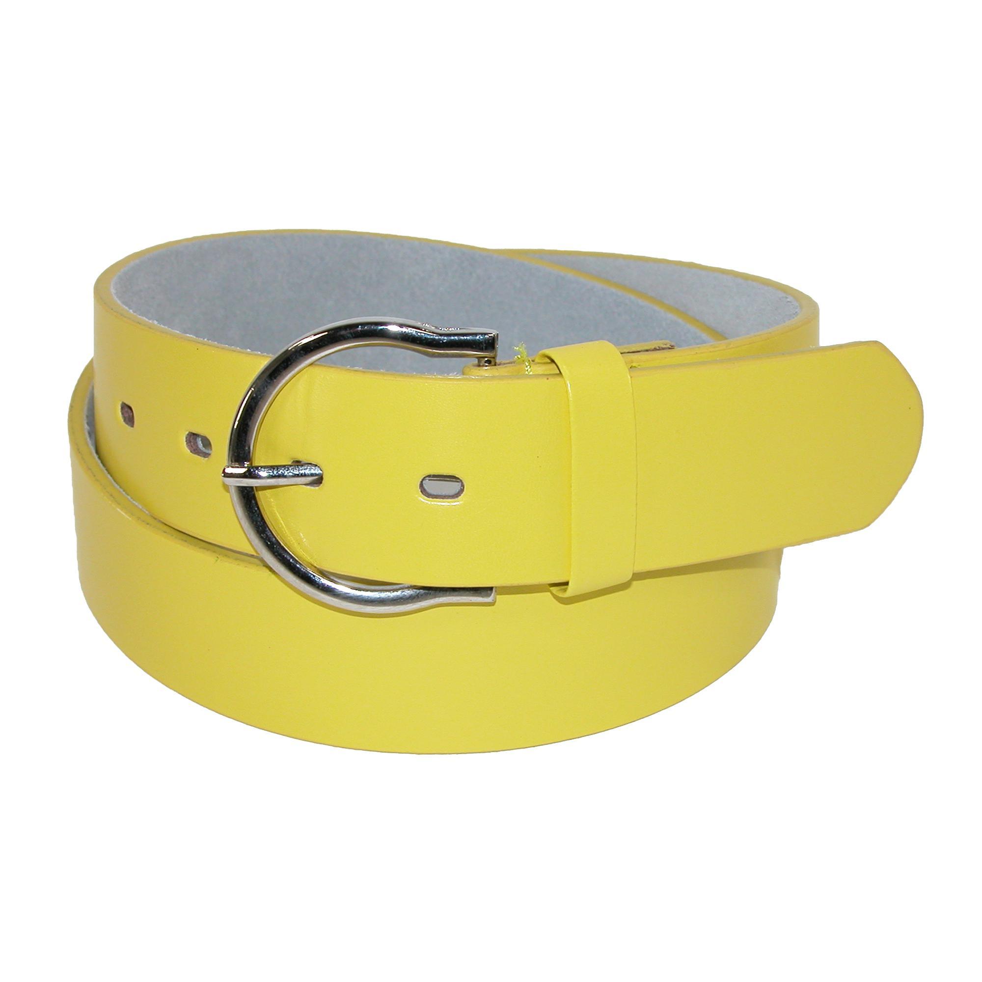 Ctm Womens Basic Bridle Belt