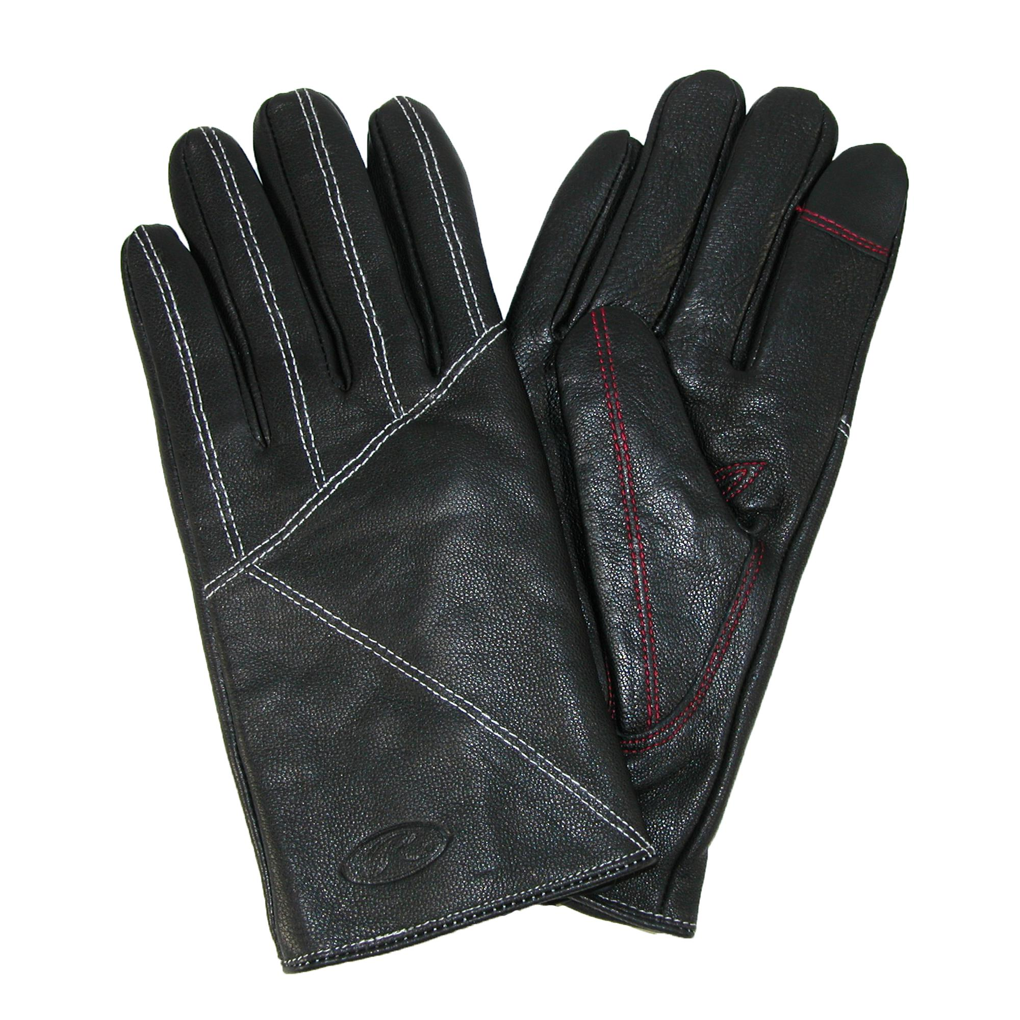 Rawlings Mens Piece Lamb Leather Touch Screen Dress Glove