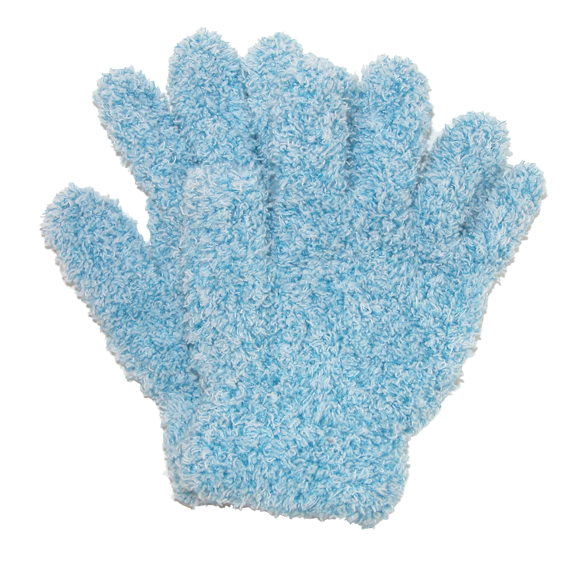 Grand Sierra Womens Eyelash Chenille Stretch Glove