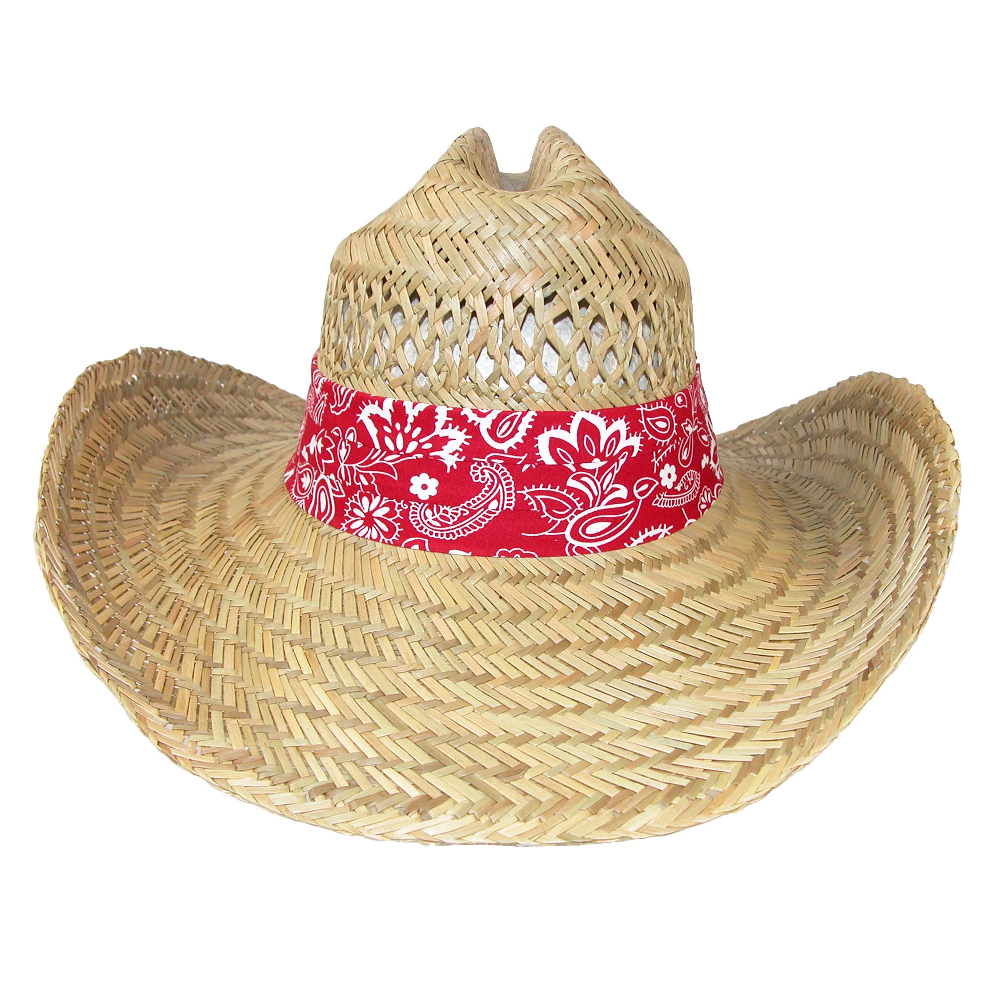 Broner Hats: New Broner Men's Howdy Doody Western Cowboy Hat With