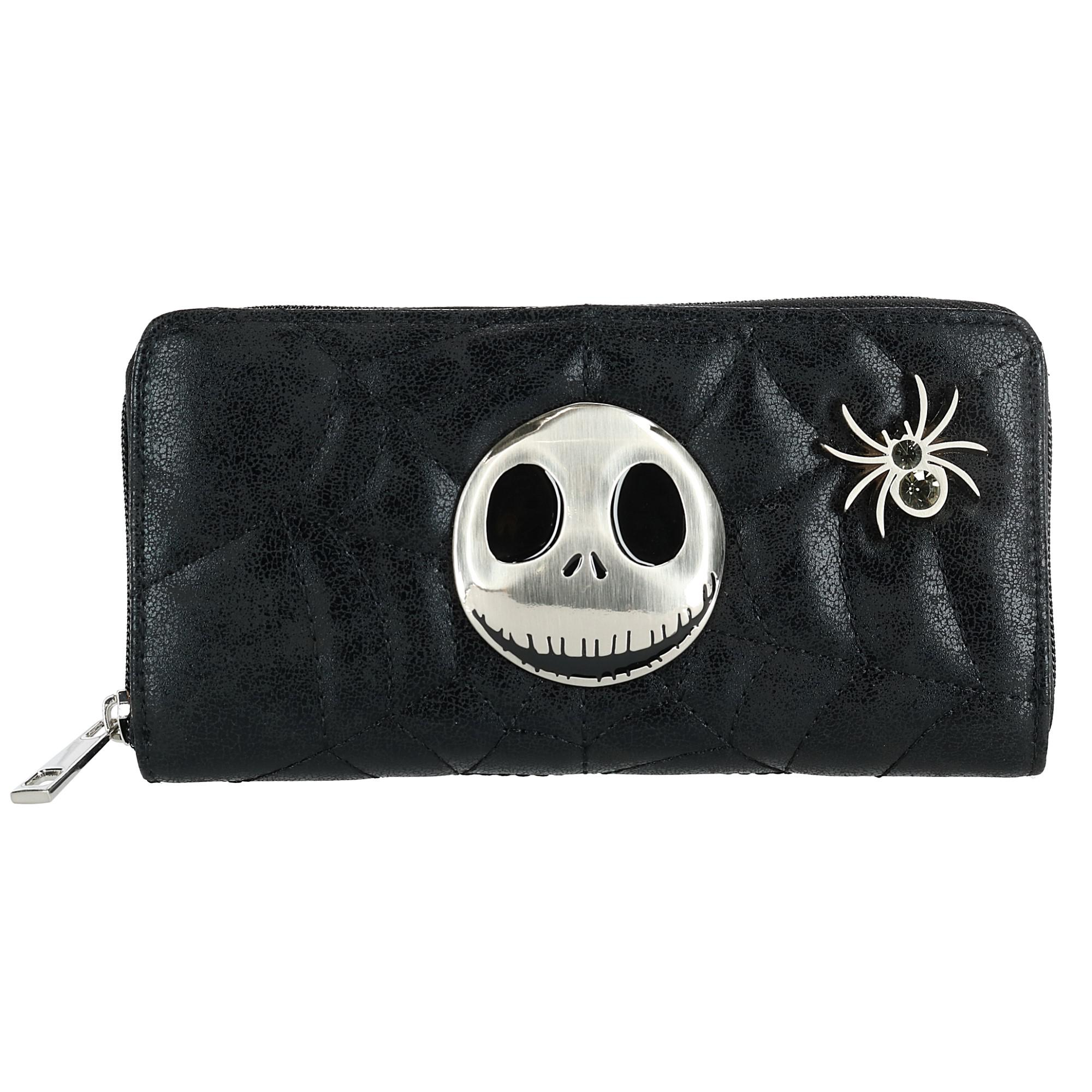 Nightmare Before Christmas Zip Around Wallet - | eBay
