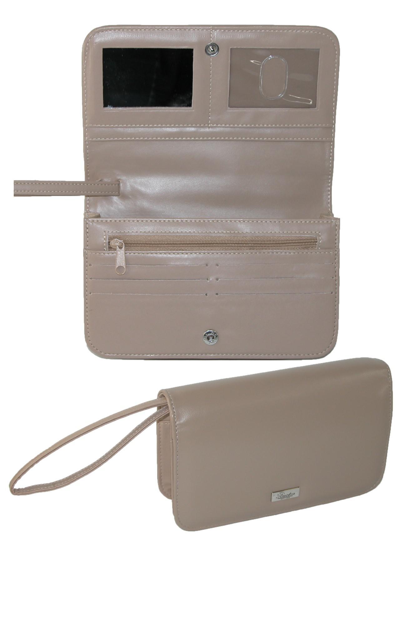 New-Buxton-Women-039-s-Synthetic-Single-Flap-Mini-Cross-Body-Handbag