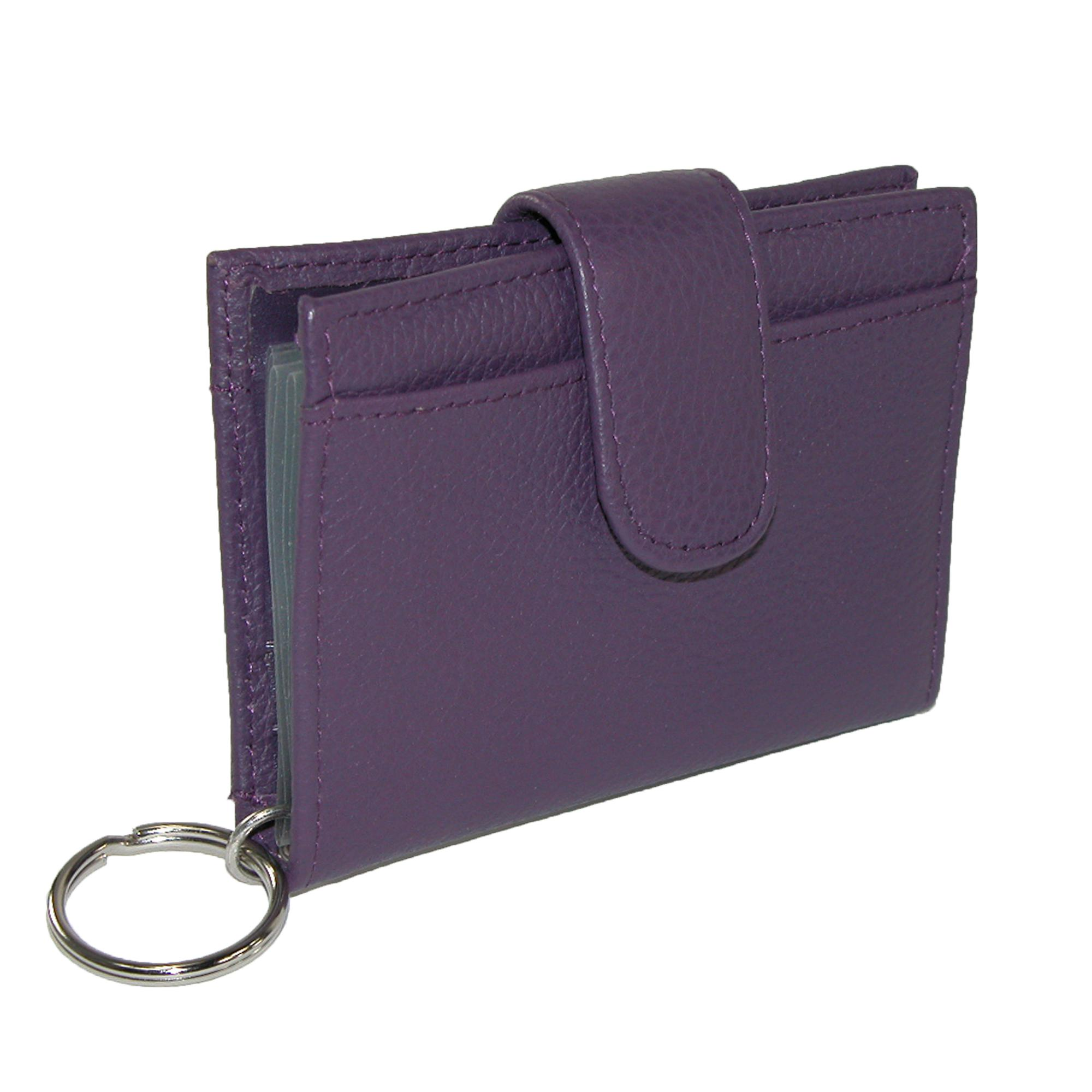 Buxton_Women's_Leather_Key_Chain_ID_Card_Case_Wallet_-