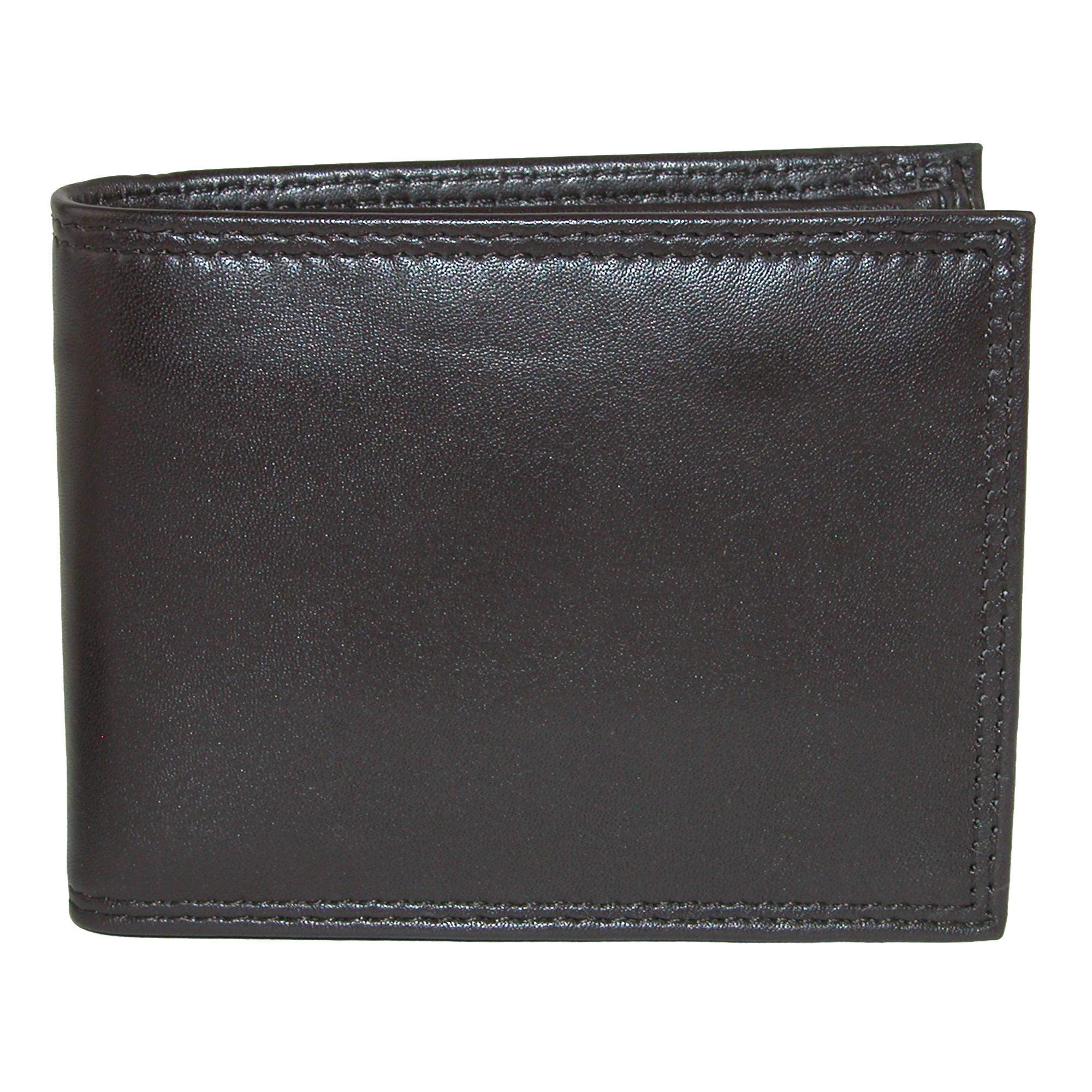 cd55d7f41a44c8 Mens Bifold Wallet With Dot Design | Dr.Paul