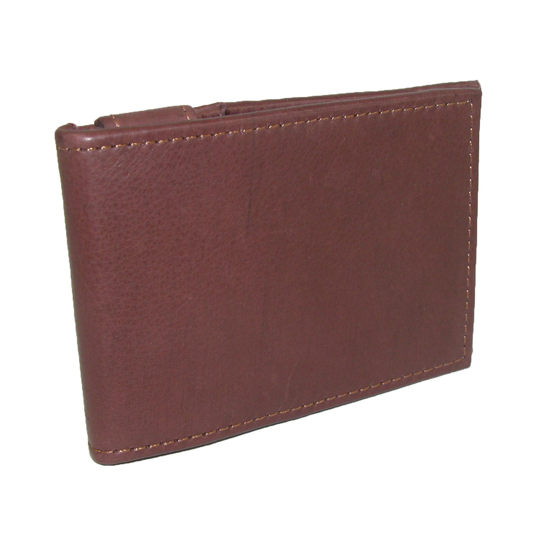 DOPP Men's Leather Milan Thinfold Card Case