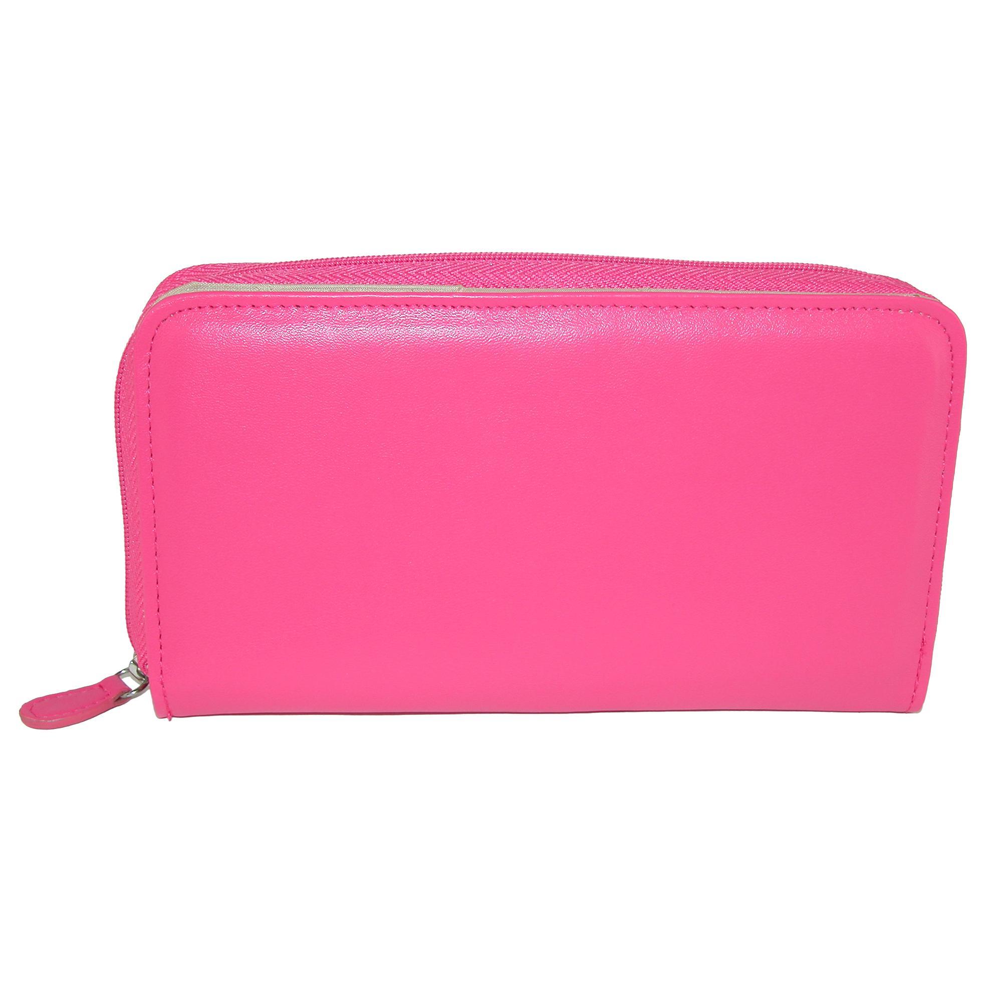 db design Women's Solid Color Coupon Organizer Wallet