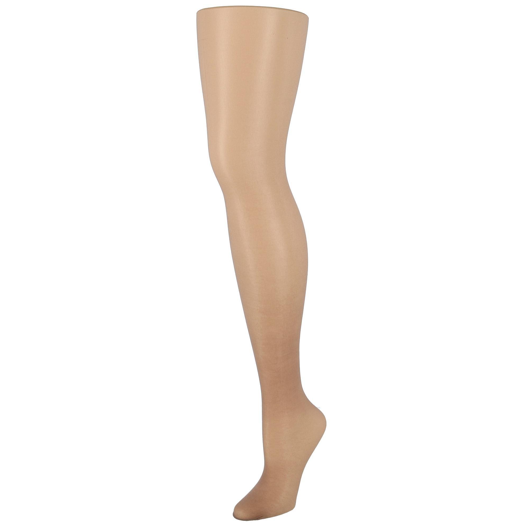 426343a33 New Leggs Women s Nylon Run Resistant Sheer Control Top Pantyhose