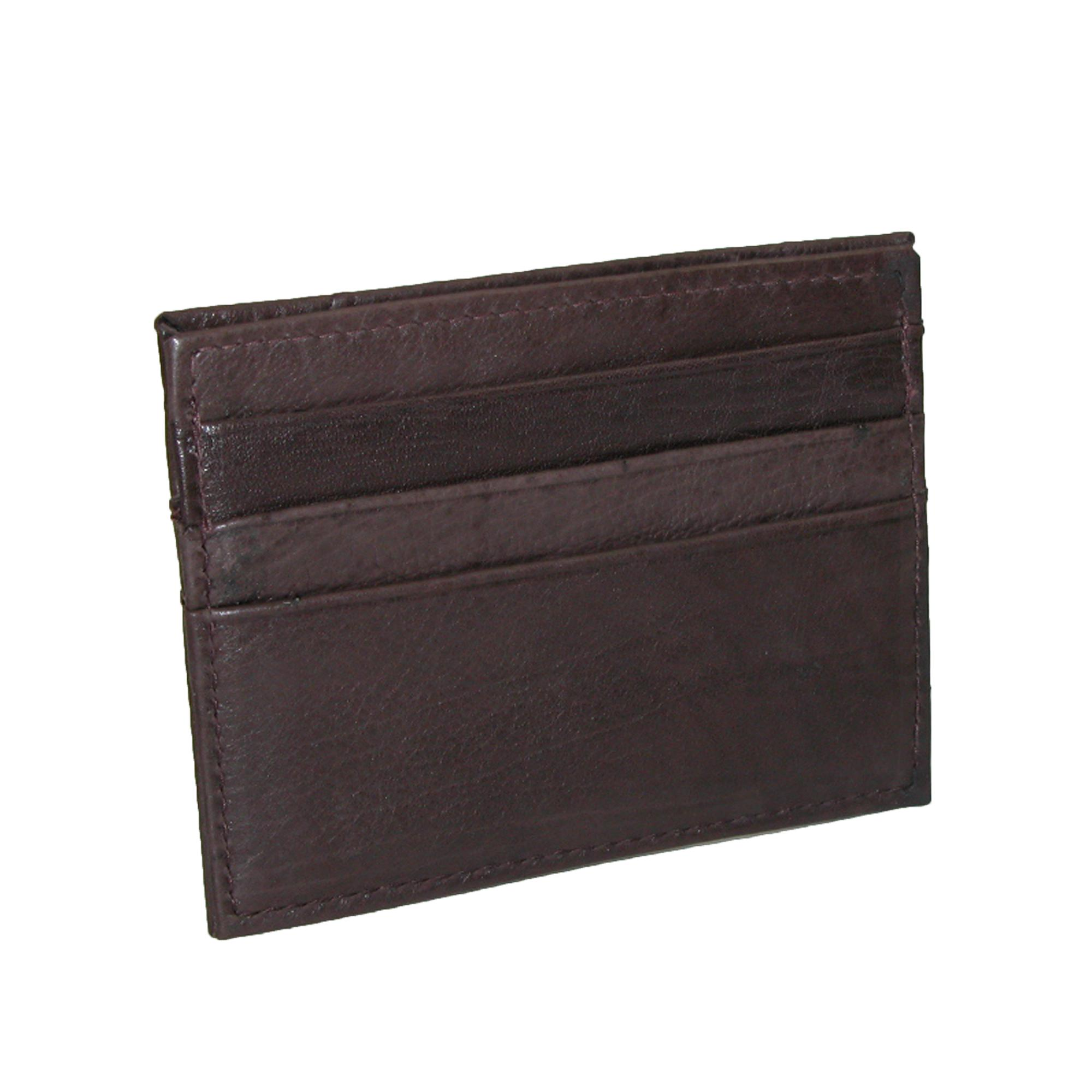 Paul_&_Taylor_Mens_Leather_Slim_Design_Card_Case_Wallet_