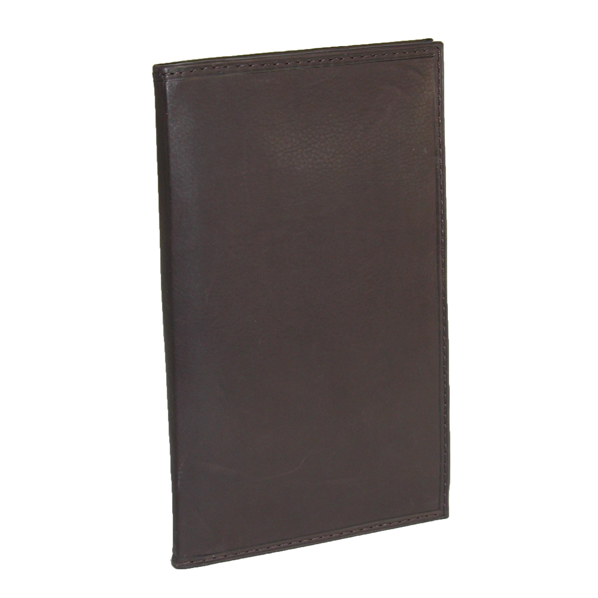 Paul_&_Taylor_Women's_Leather_Long_Credit_Card_Organizational_Wallet_-