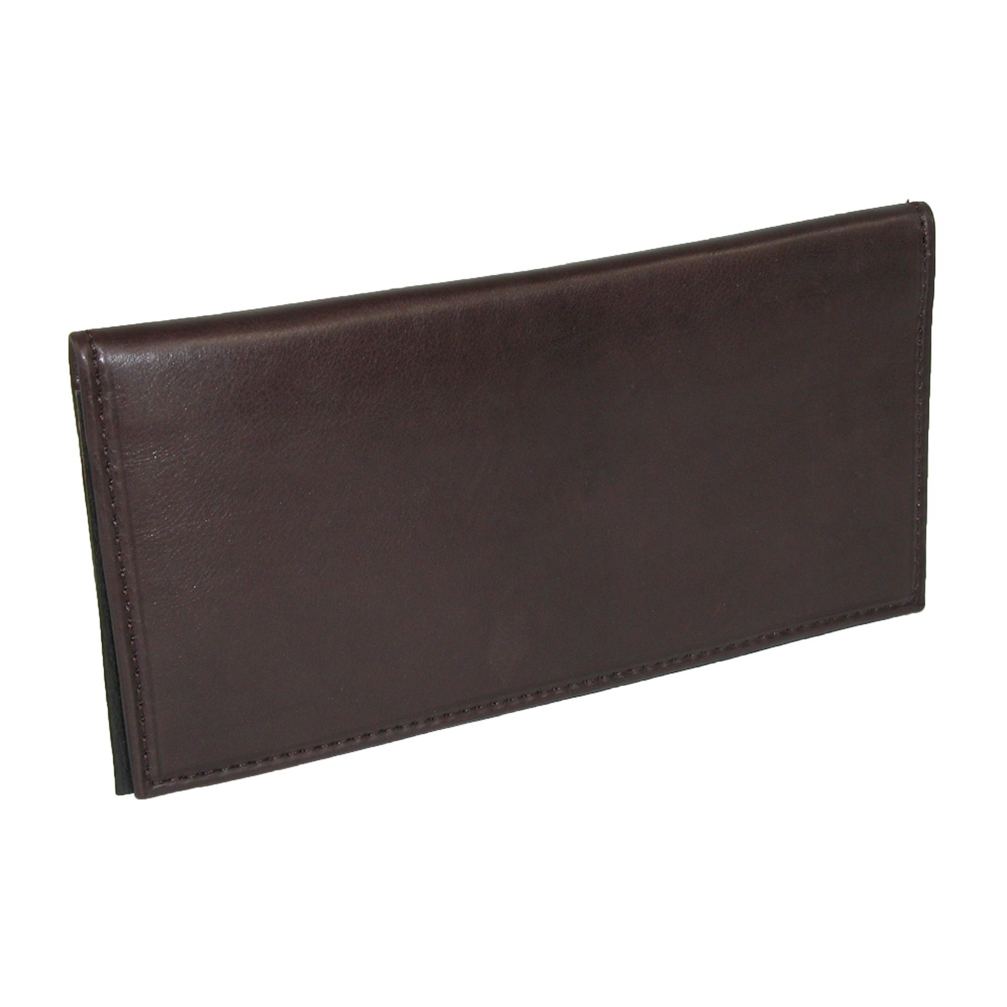 Paul_&_Taylor_Leather_Checkbook_Cover_Wallet_