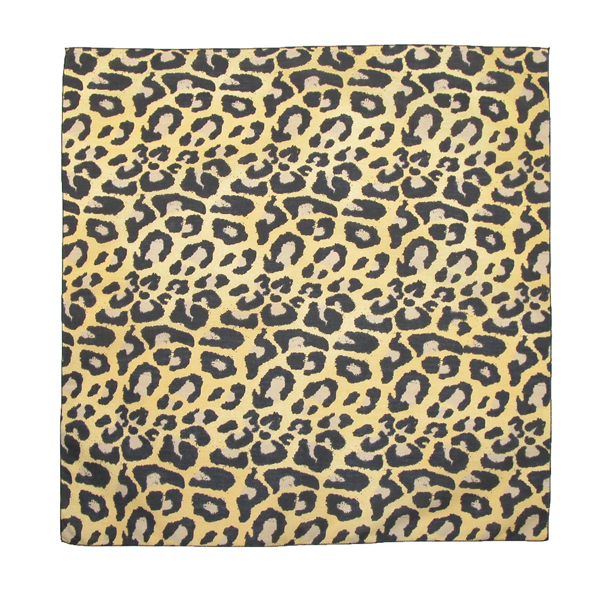 CTM_Womens_Cotton_Leopard_Print_Bandanas_