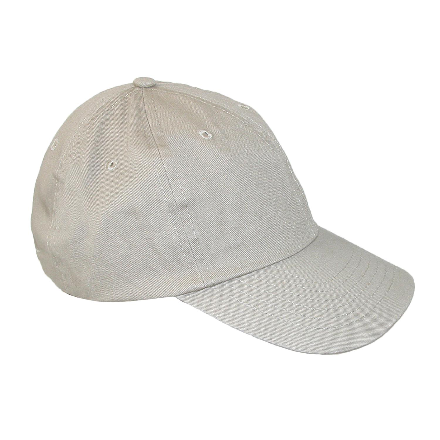 Dorfman_Pacific_Classic_Cotton_Basic_Solid_Sports_Baseball_Cap_-