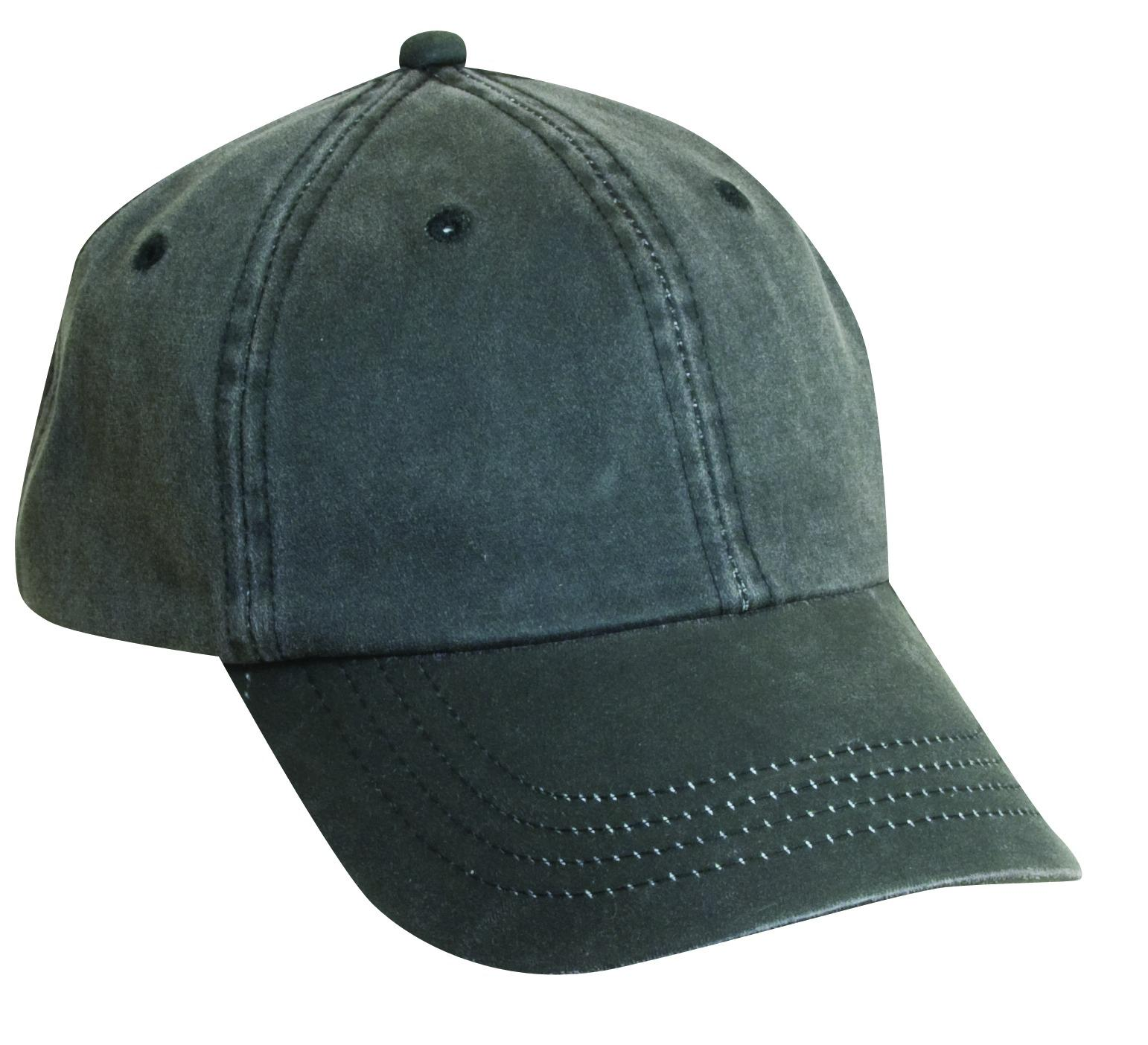 DPC_Outdoor_Design_Weathered_Cotton_UPF_50_Adjustable_Baseball_Hat_-