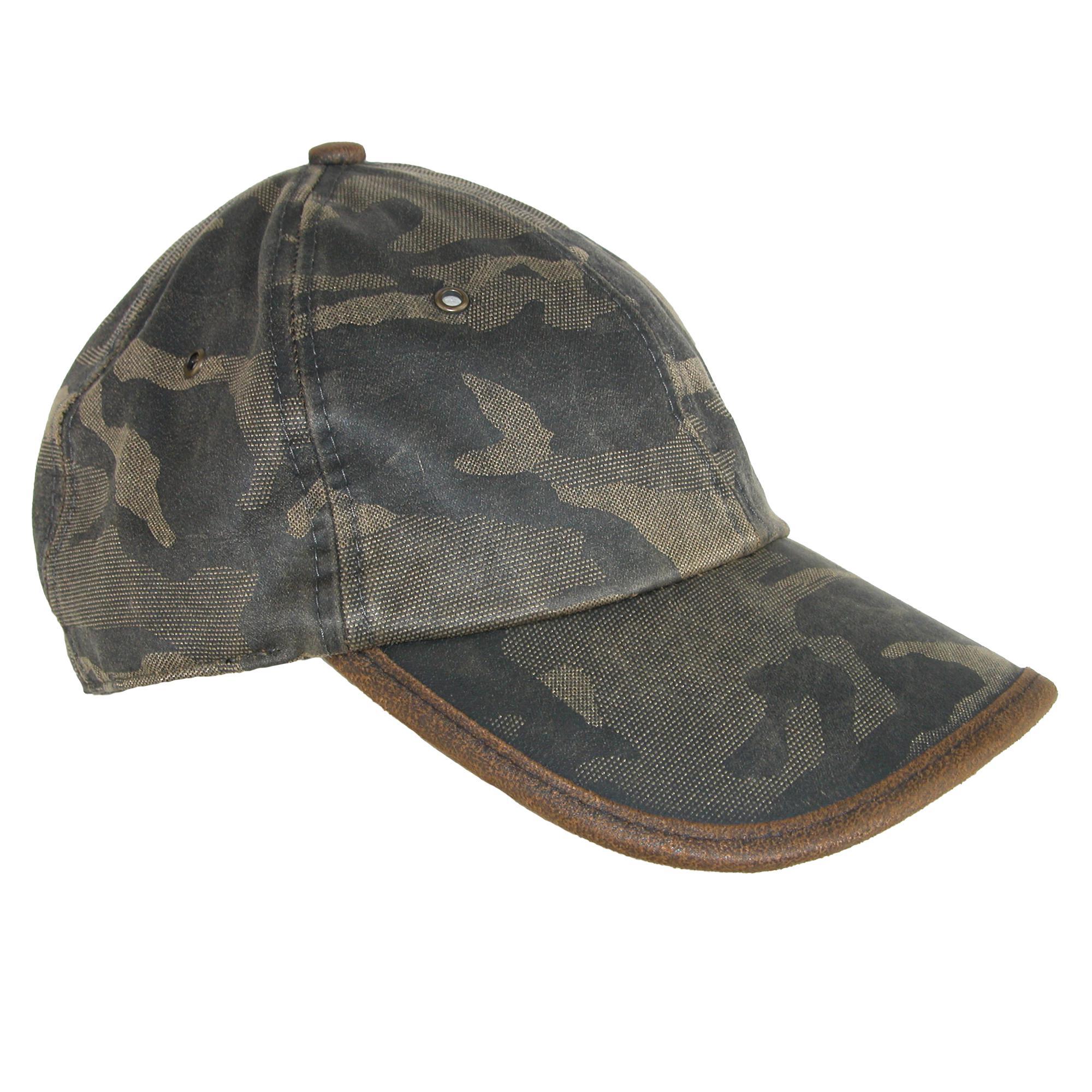 Details about New DPC Outdoor Design Men s Cotton Antique T-Slide Camo Baseball  Cap ecd1a2b371d