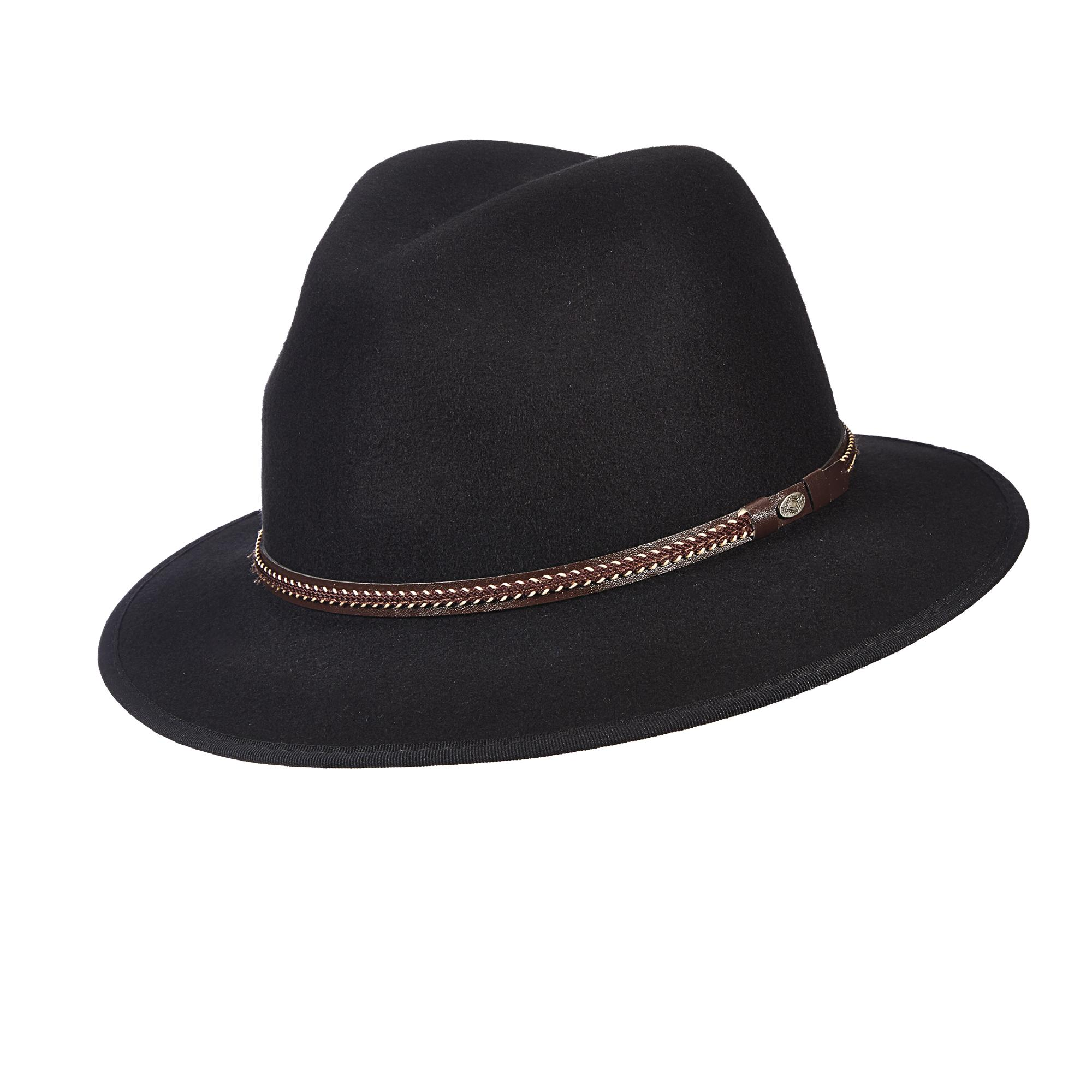 f5a5bae9d21 Details about New Scala Classico Men s Water Repellent Wool Felt Safari Hat