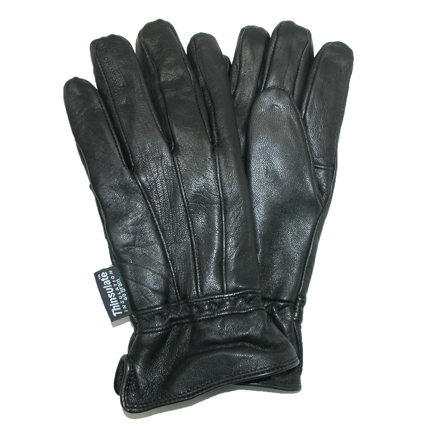 Dorfman_Pacific_Women's_Lambskin_Leather_Driving_Gloves_with