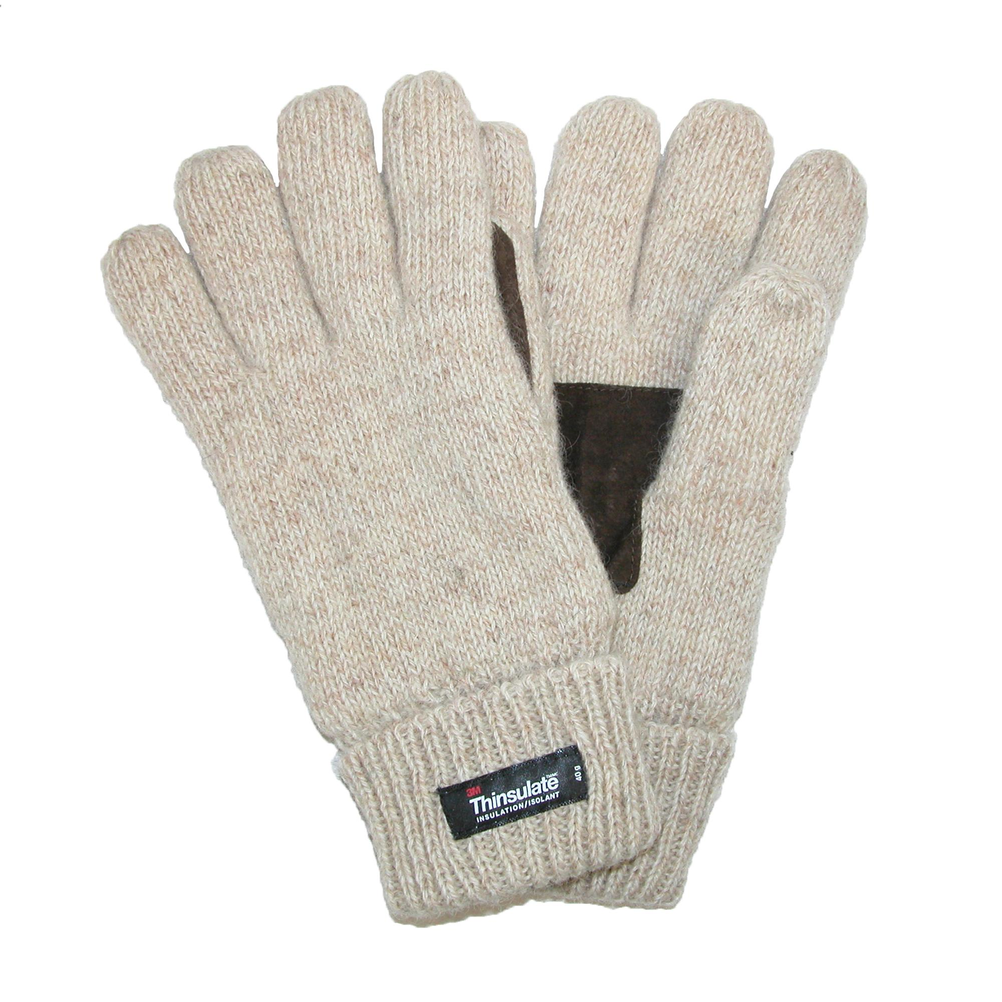 Dorfman Pacific Mens Rag Wool Glove