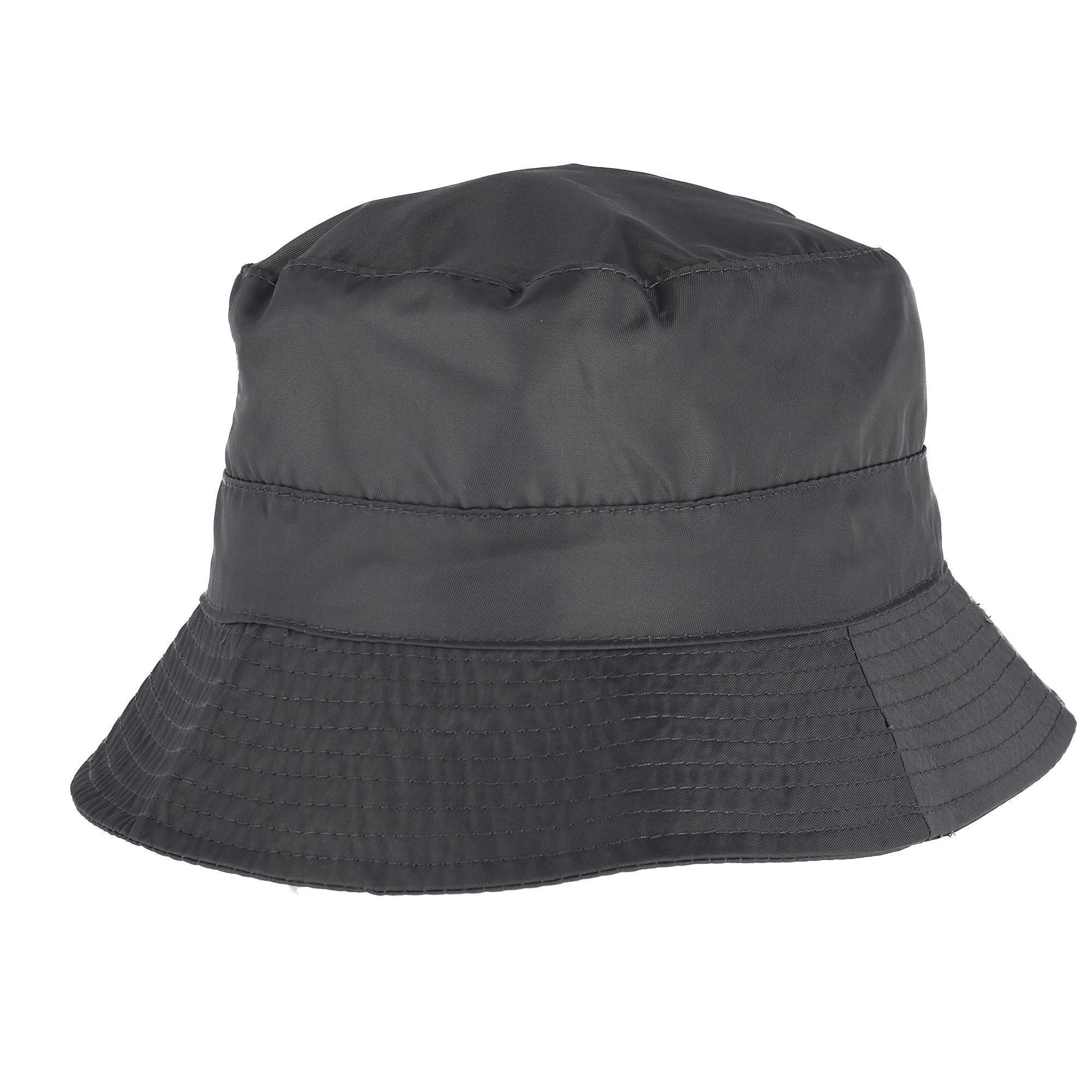 3945adee New Angela & William Women's Waterproof Packable Rain Hat with Zippered  Closure