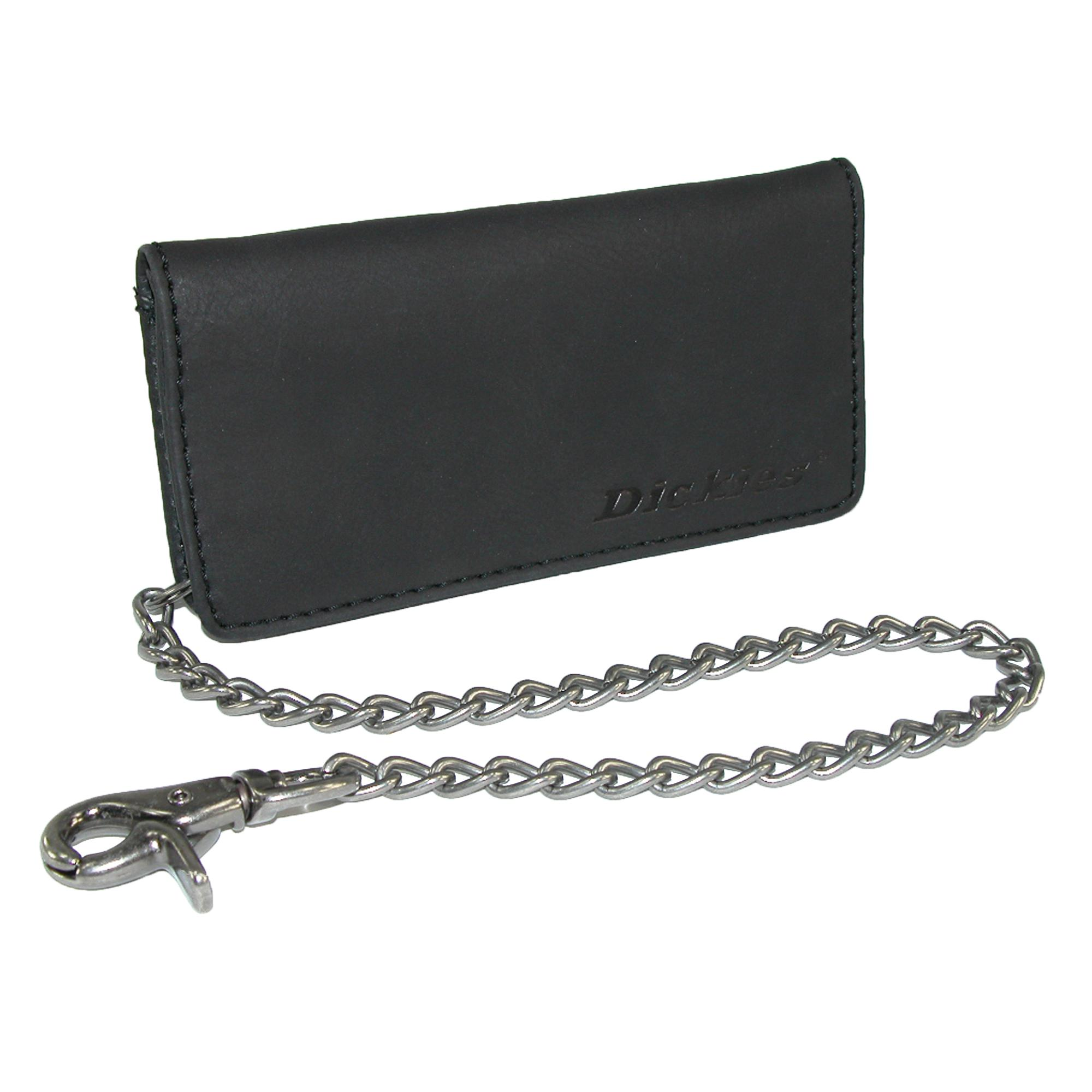 f70fd05e8cb1 Mens Trucker Wallet With Chain. Dickies Mens Leather Trucker Chain Wallet |  eBay