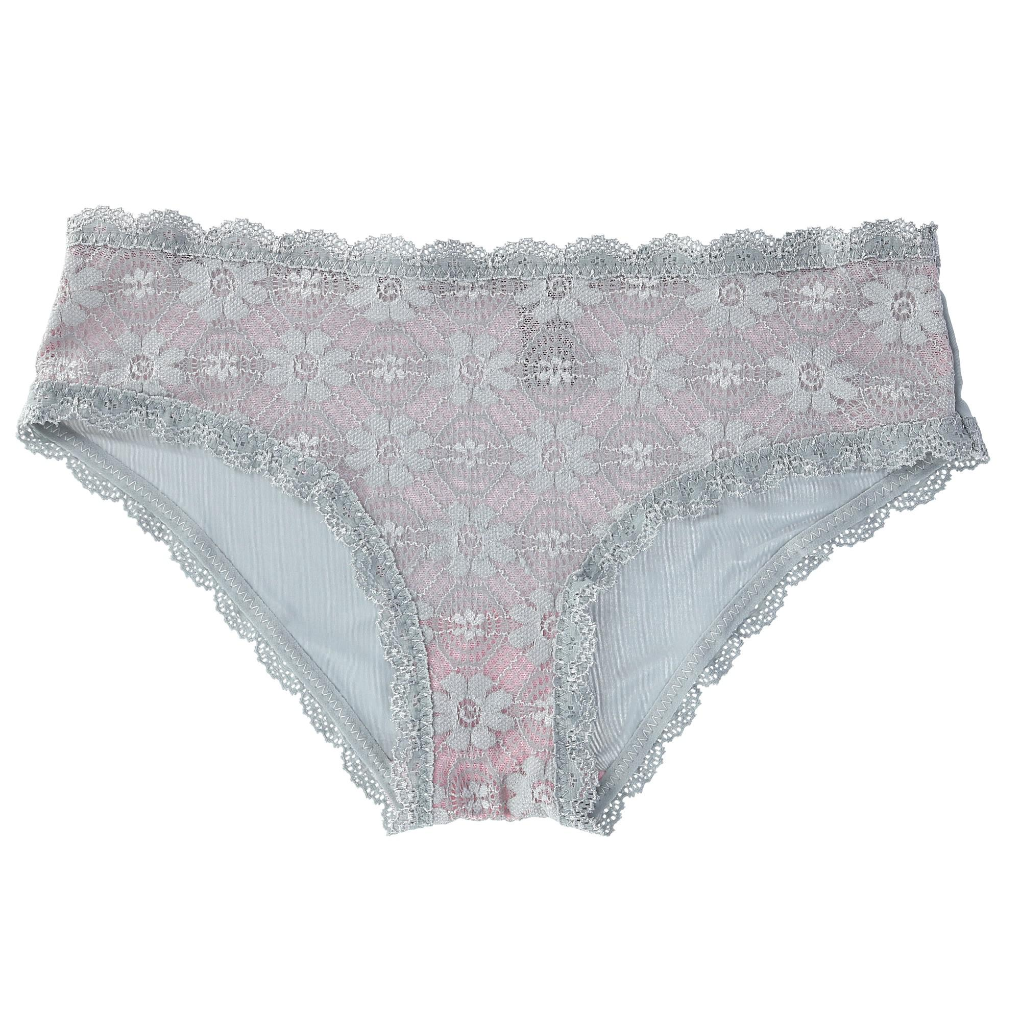 3b369da4f923 New Rene Rofe Women's Lace Hipster Underwear (Pack of 2)   eBay