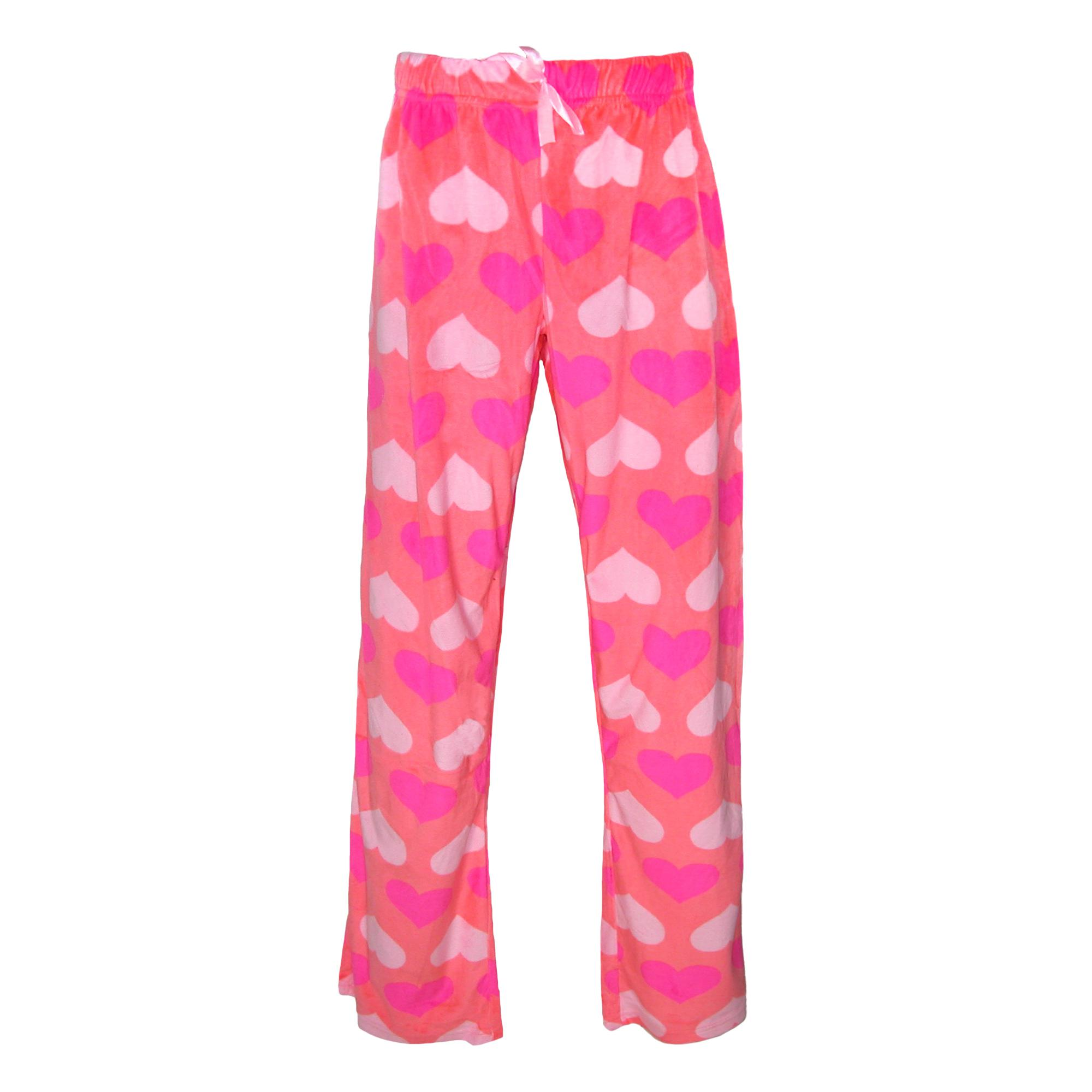 Mentally Exhausted Womens Super Soft Print Pajama Pants