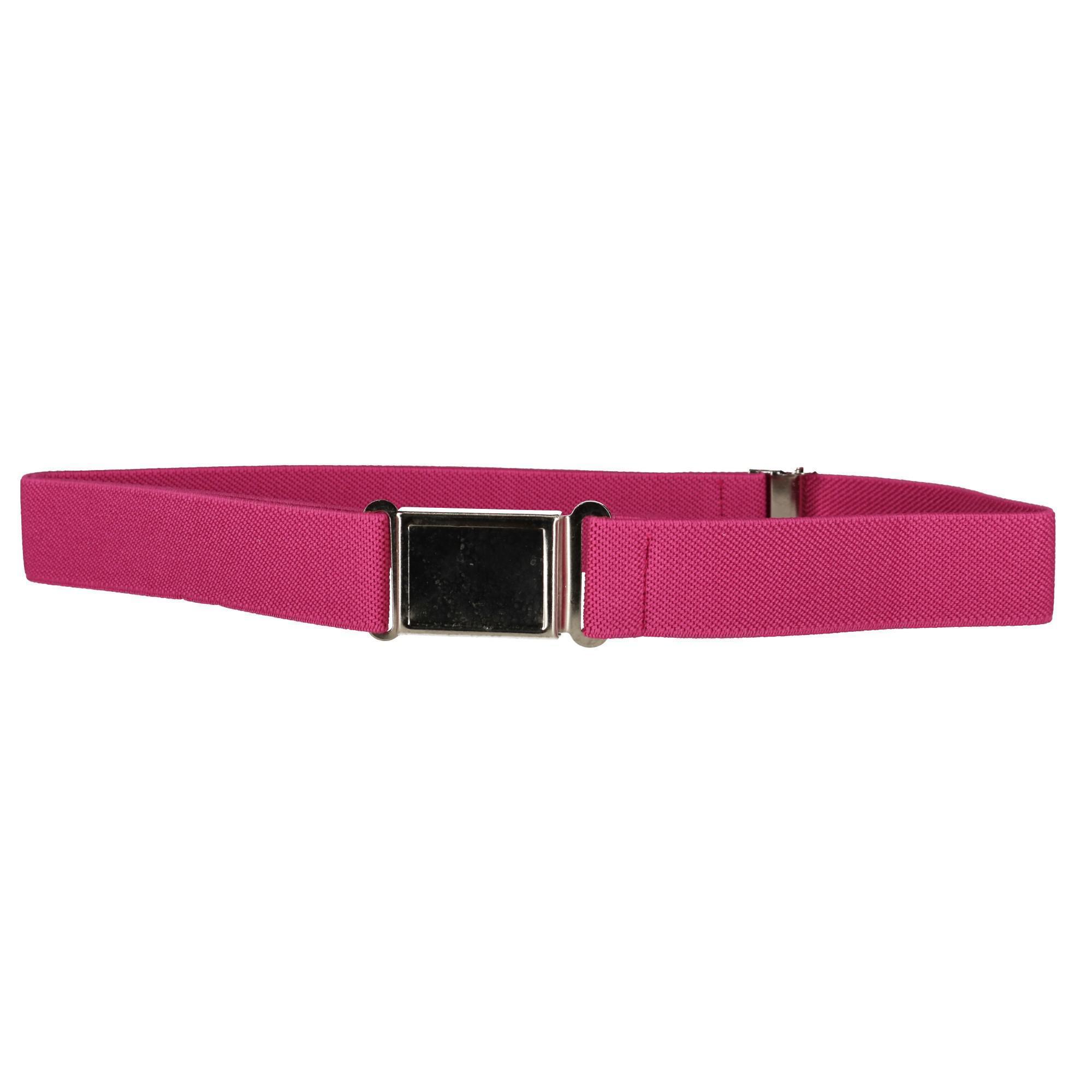 CTM Kids' Elastic 1 Inch Adjustable Belt
