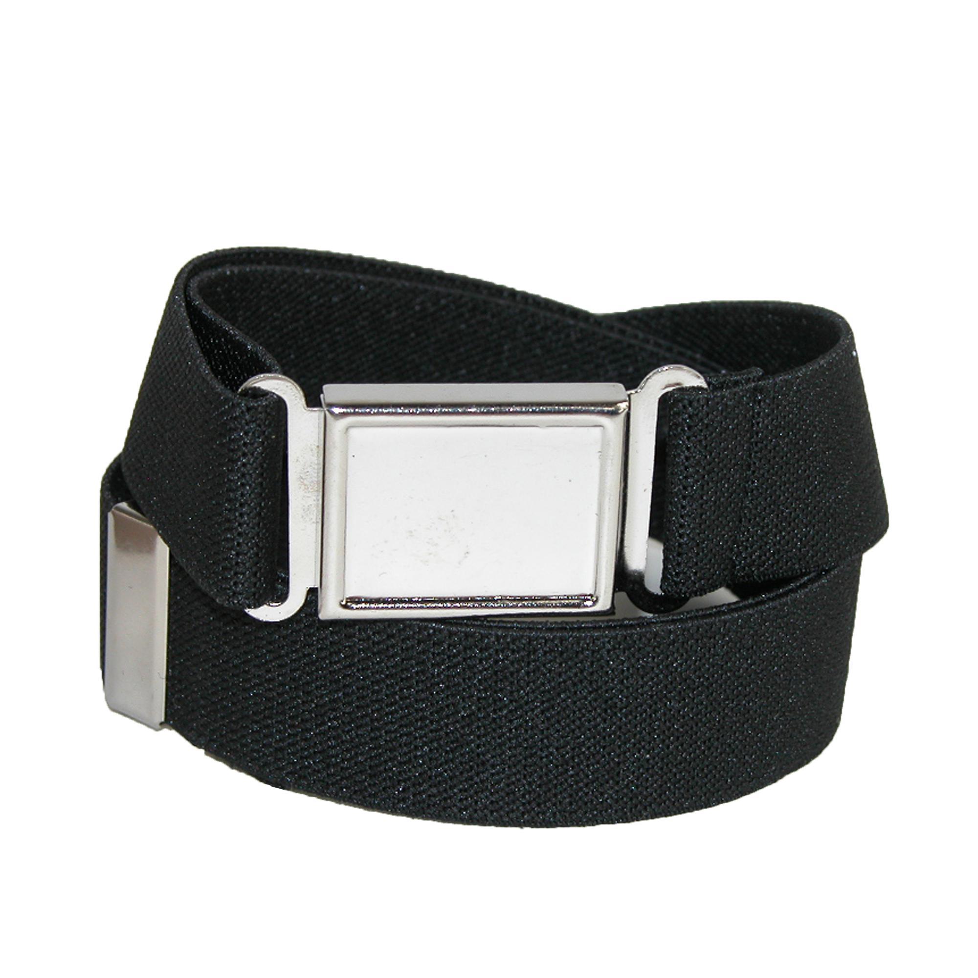 CTM Kids' Elastic Adjustable Belt with Magnetic