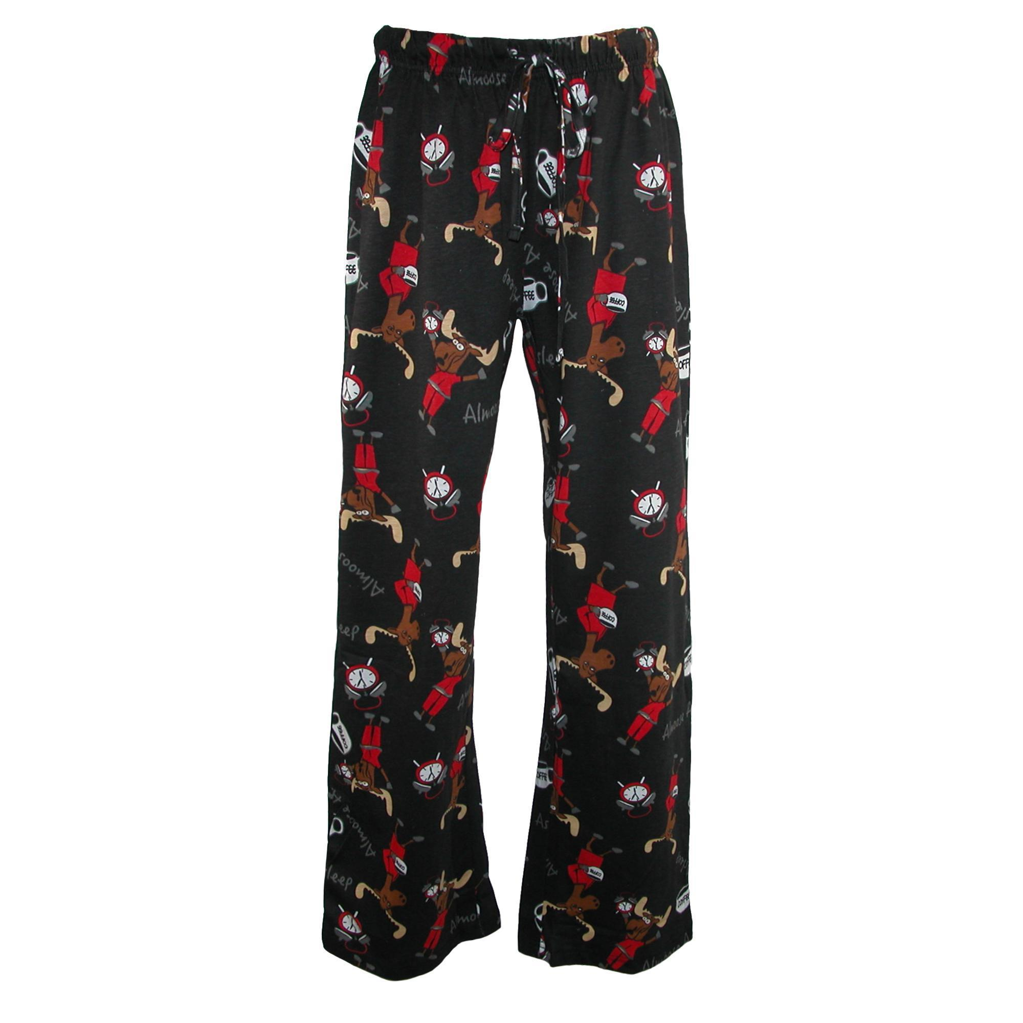 Just_One_Women's_Plus_Size_Knit_Novelty_Print_Pajama_Pants_-