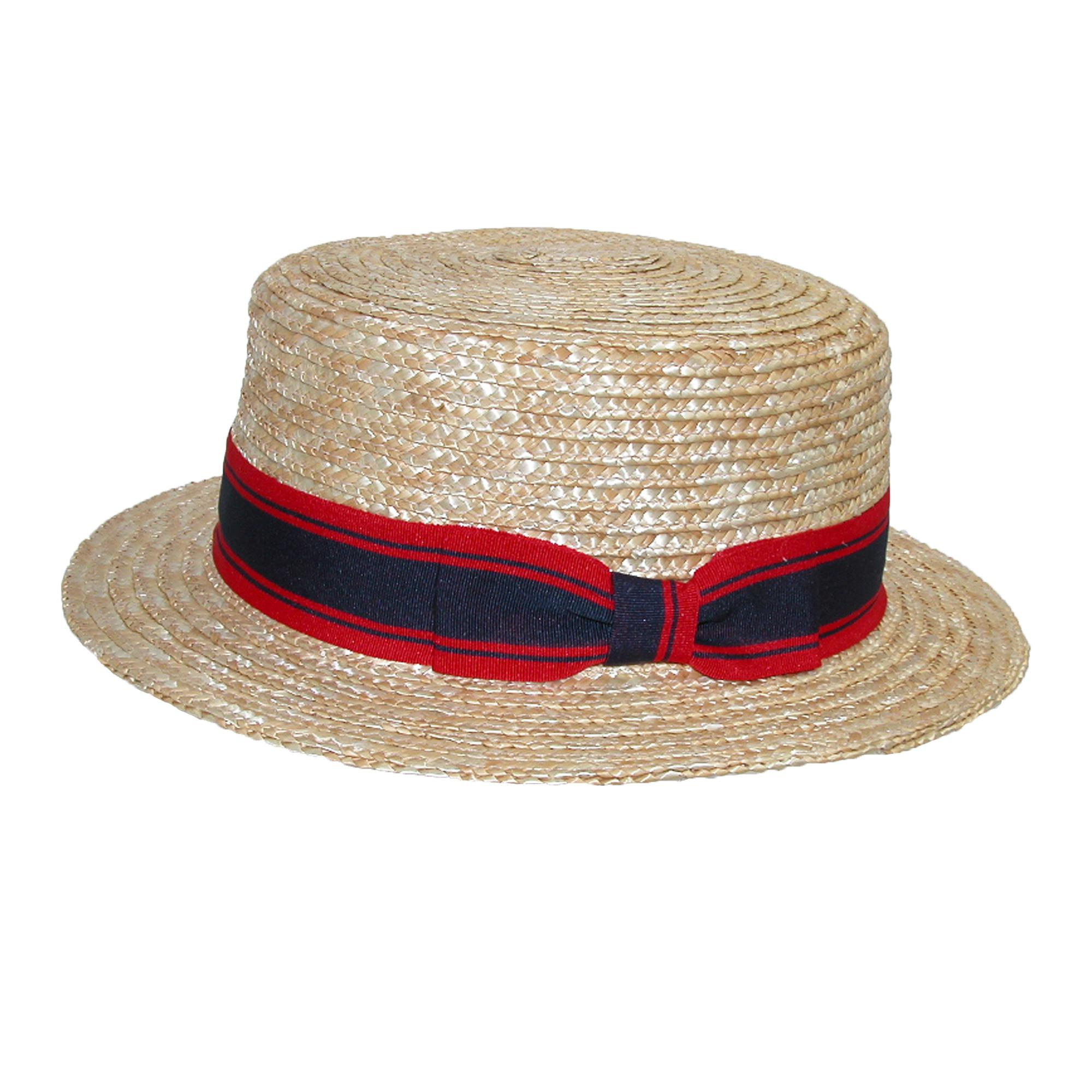 Jeanne_Simmons_Straw_2_Inch_Brim_Grosgrain_Band_Boater_Hat_-