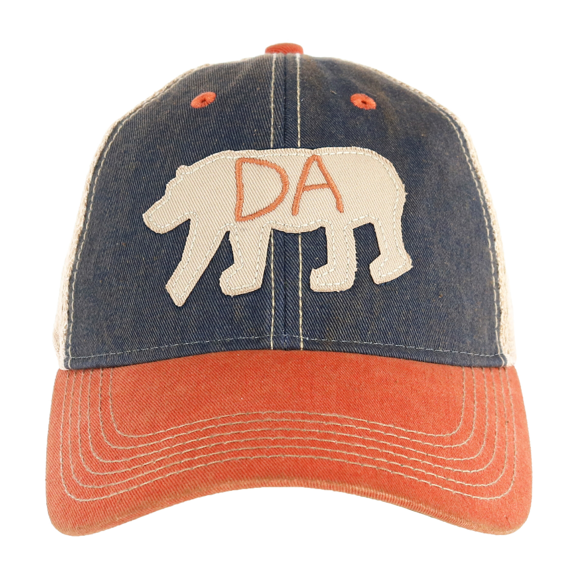 New Midwest and Beyond Da Bears Adjustable Trucker Baseball