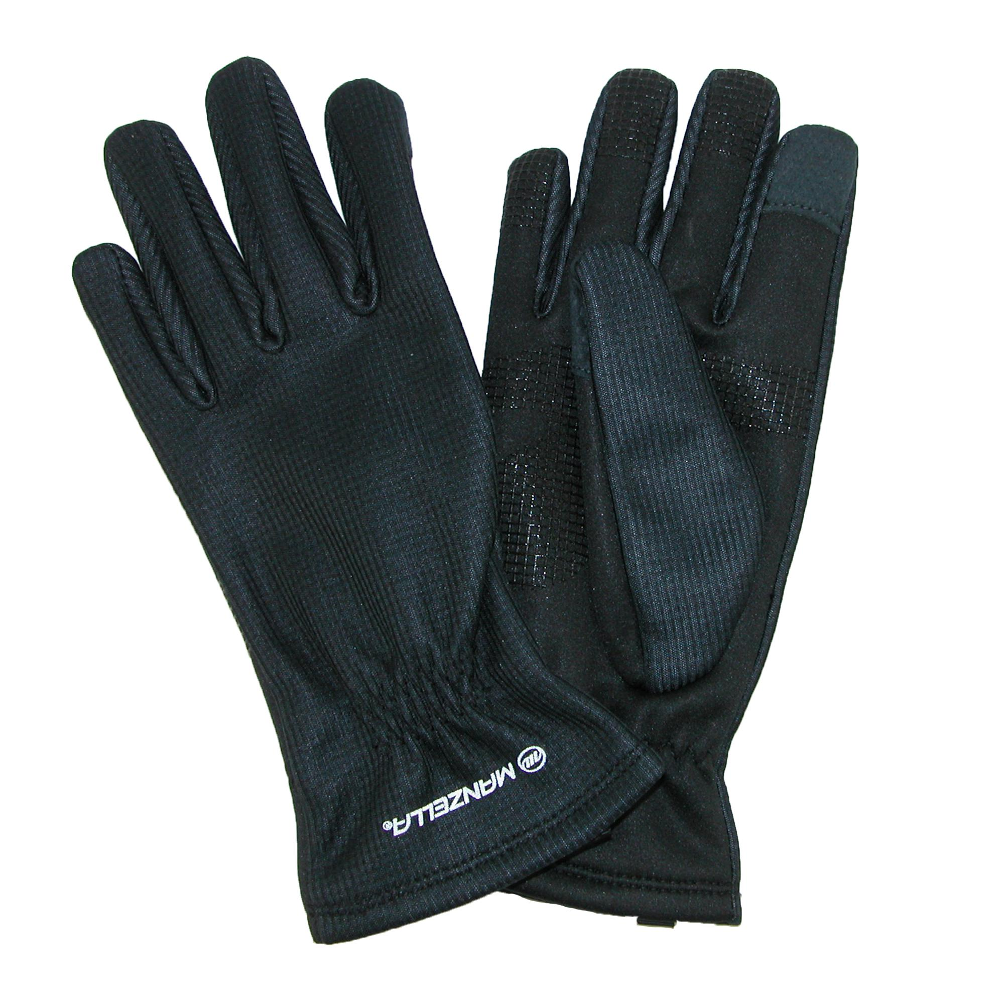 Manzella Womens Silkweight Windstopper Ultra Touch Screen Glove
