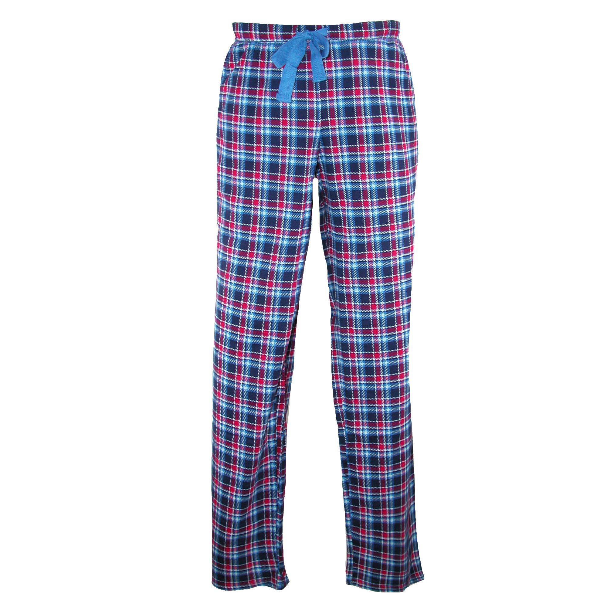 Hanes Womens Knit Print Pajama Lounge Pants
