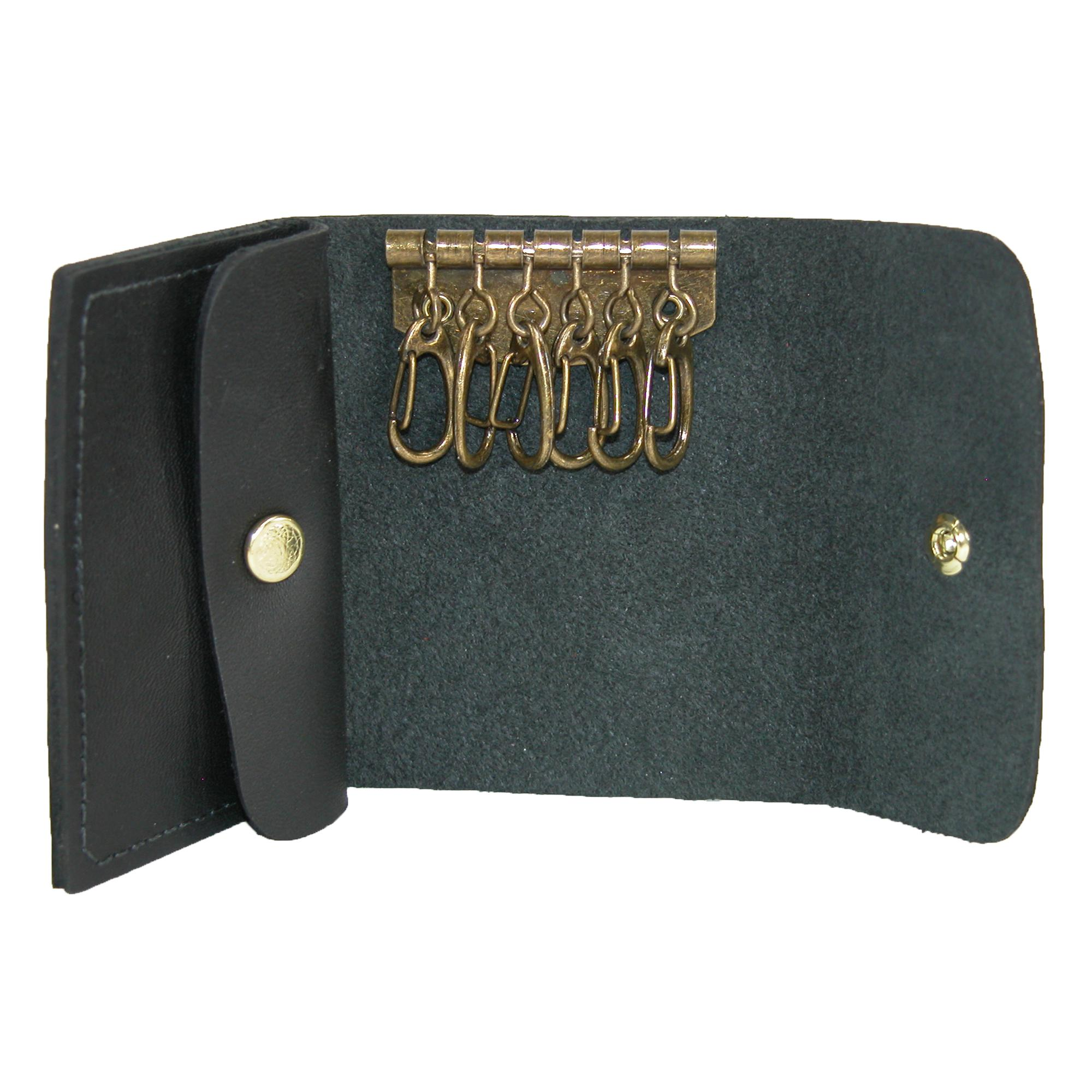 CTM_Mens_Leather_Key_Case_
