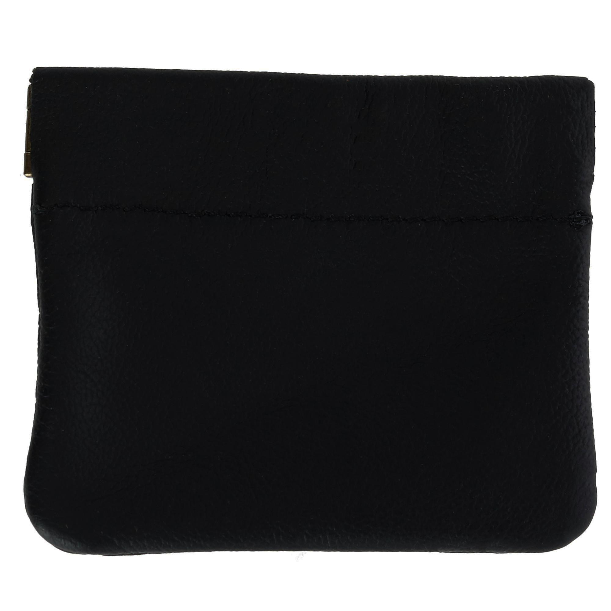 CTM_Leather_Squeeze_Coin_Pouch_-_Black_one_size