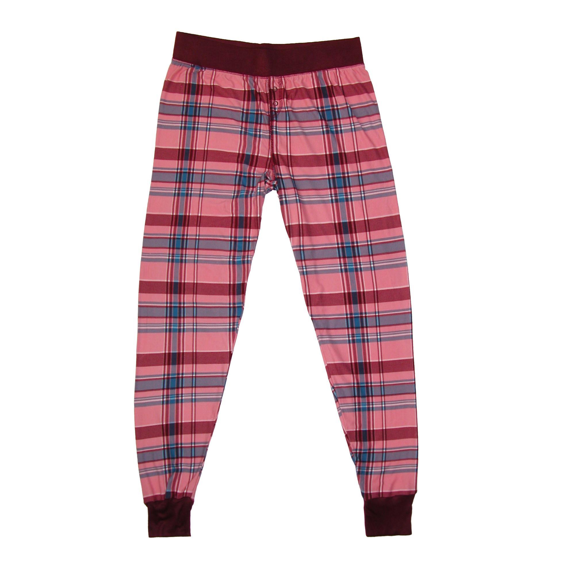Pajama Drama Womens Poly Suede Leggings Pajama Pants