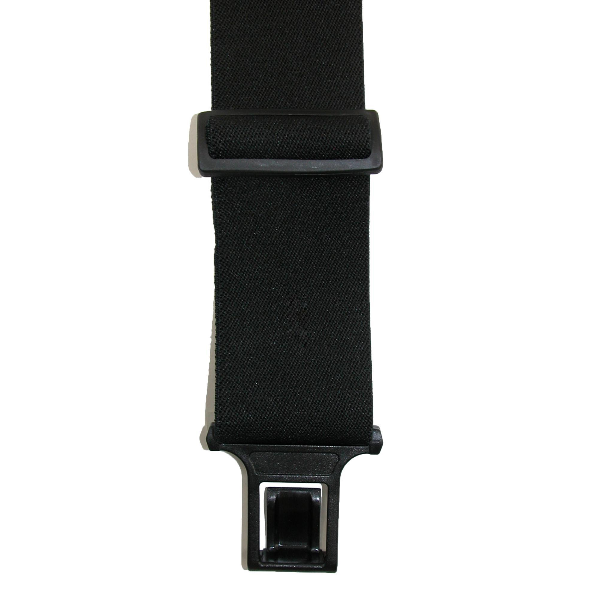 Perry Products SN200 Men/'s Clip-On 2-in Suspenders Black Big N Tall
