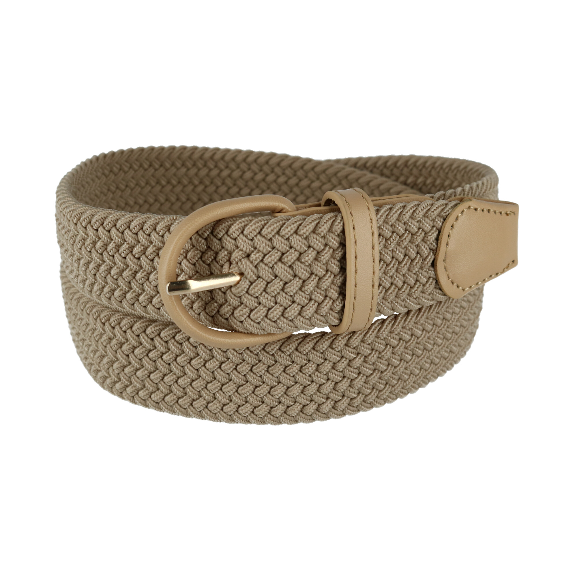CTM_Men's_Elastic_Braided_Belt_with_Covered_Buckle_(Big_&_Tall