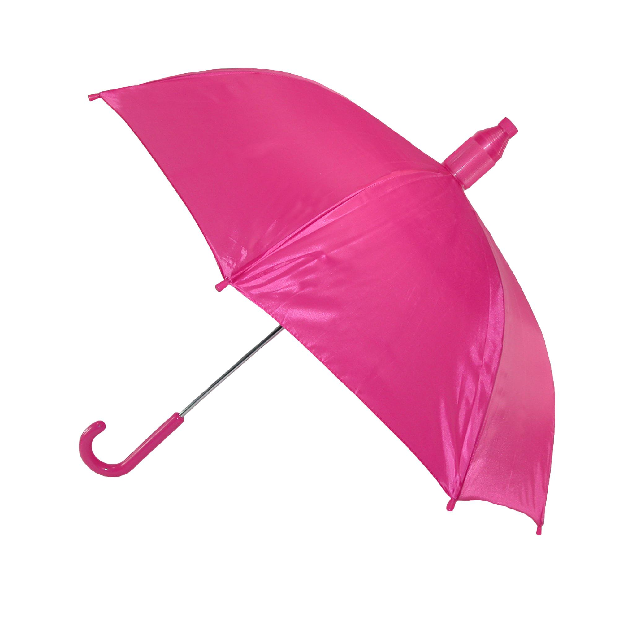 iRain_Kids_No_Drip_Hook_Handle_Stick_Umbrella_