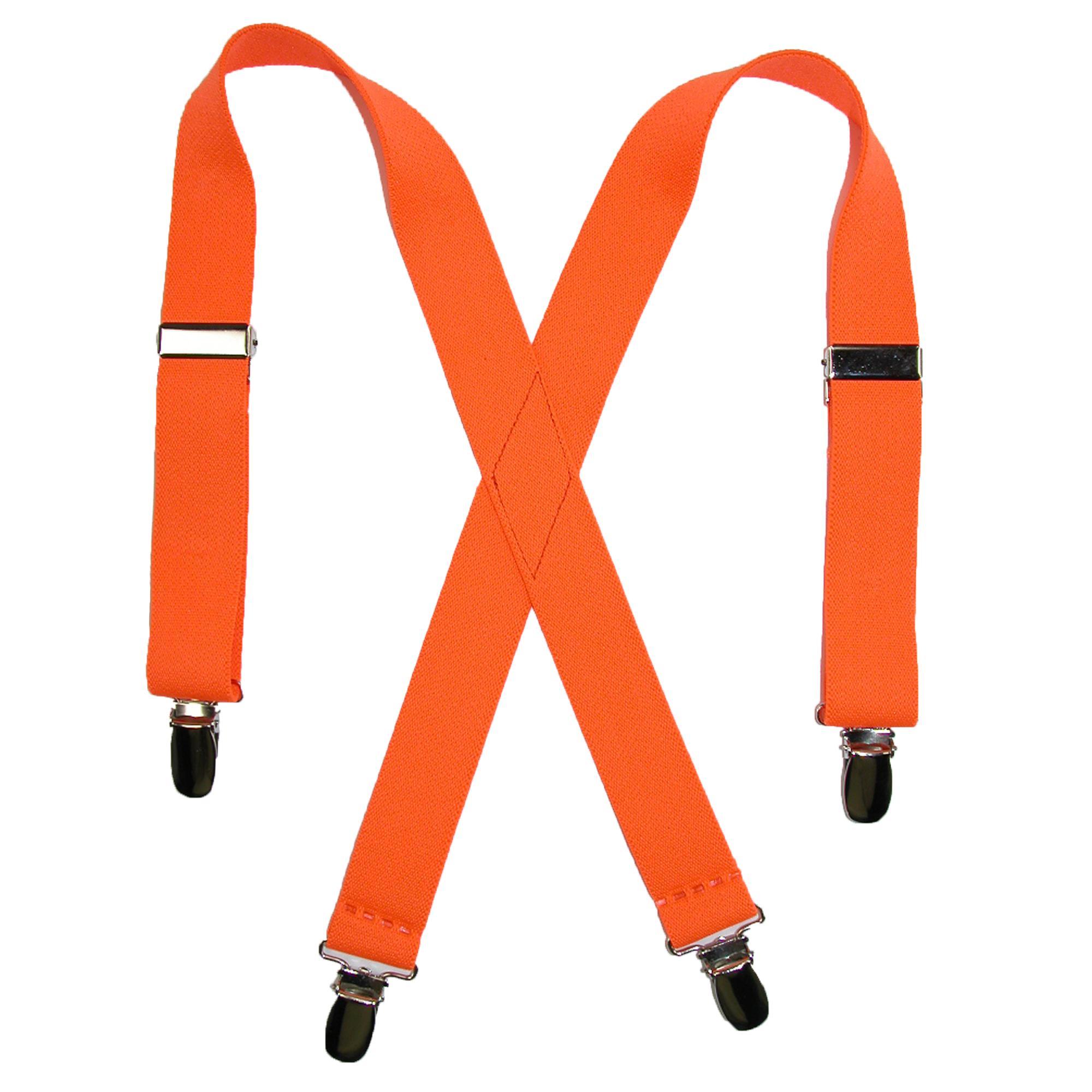 CTM_Kids_Elastic_ClipEnd_1_Inch_Neon_Suspenders_