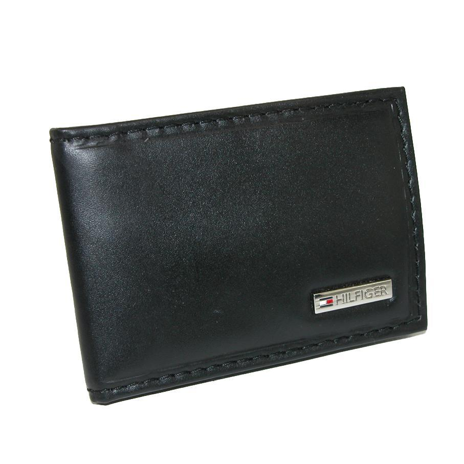 Tommy_Hilfiger_Men's_Leather_Front_Pocket_Wallet_with_Money_Clip_-