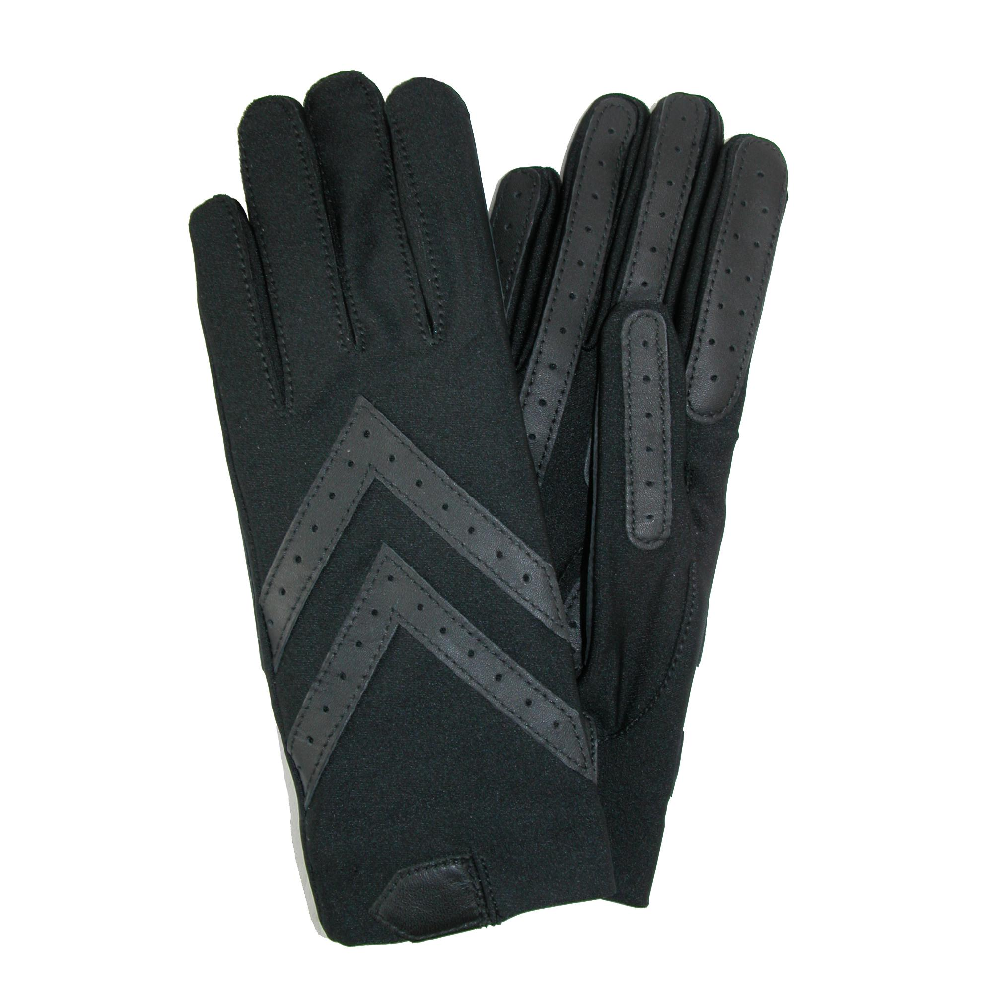 Fingerless driving gloves ebay - Picture 3 Of 16