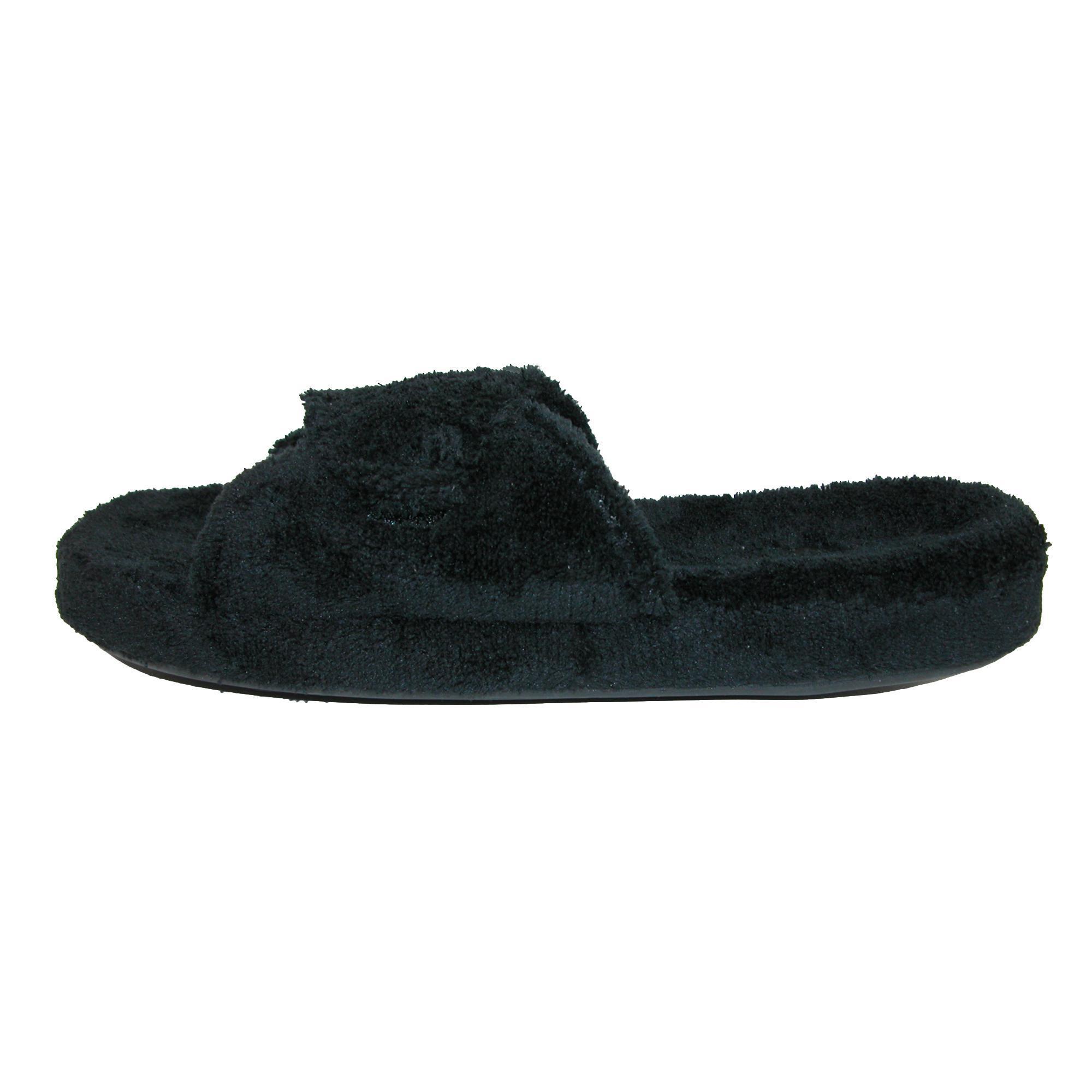 3163d7896380 New Acorn Women s Premium Terry Spa Slide II Slipper