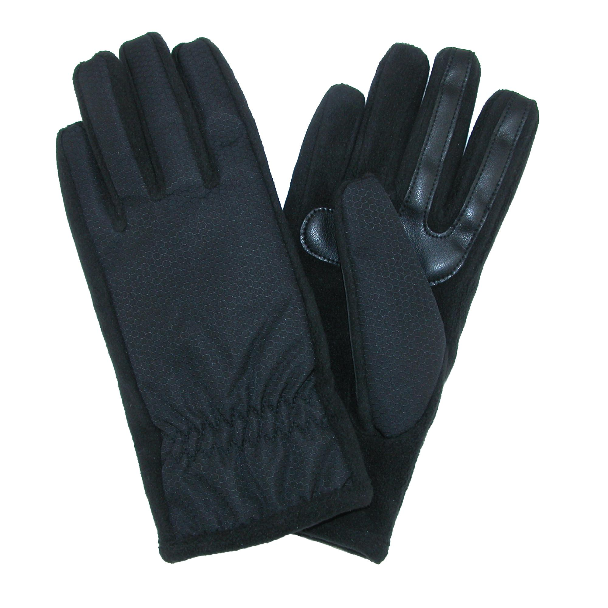 New Isotoner Women's Nylon SmarTouch Winter Texting Gloves